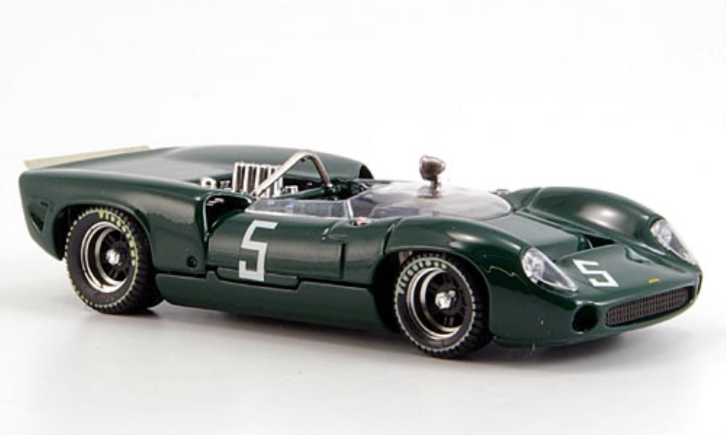 Lola T70 1/43 Best Spider No.5 Mosport 1965 miniature