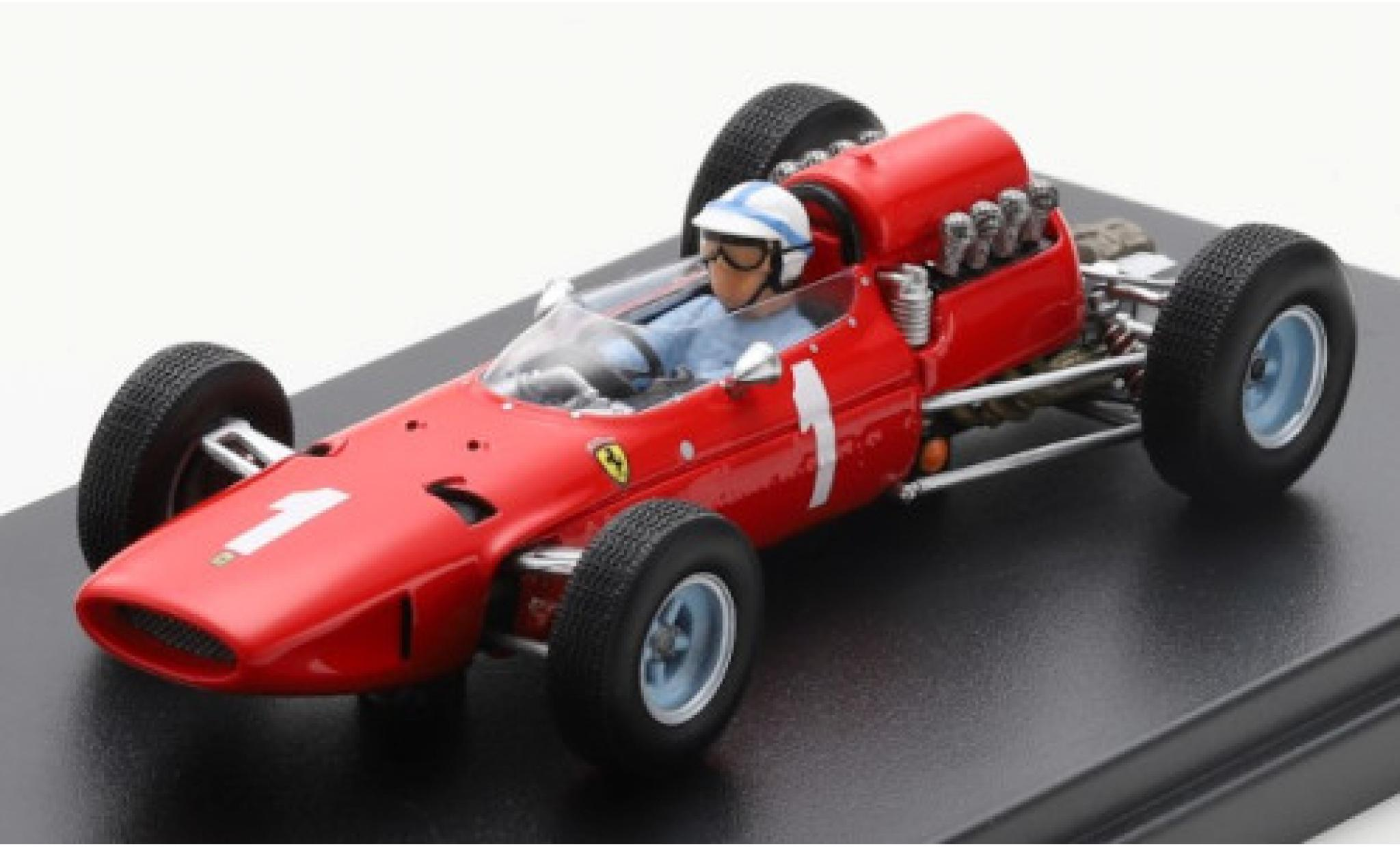 Ferrari 158 1/43 Look Smart No.1 Scuderia Formel 1 GP Belgien 1965 J.Surtees