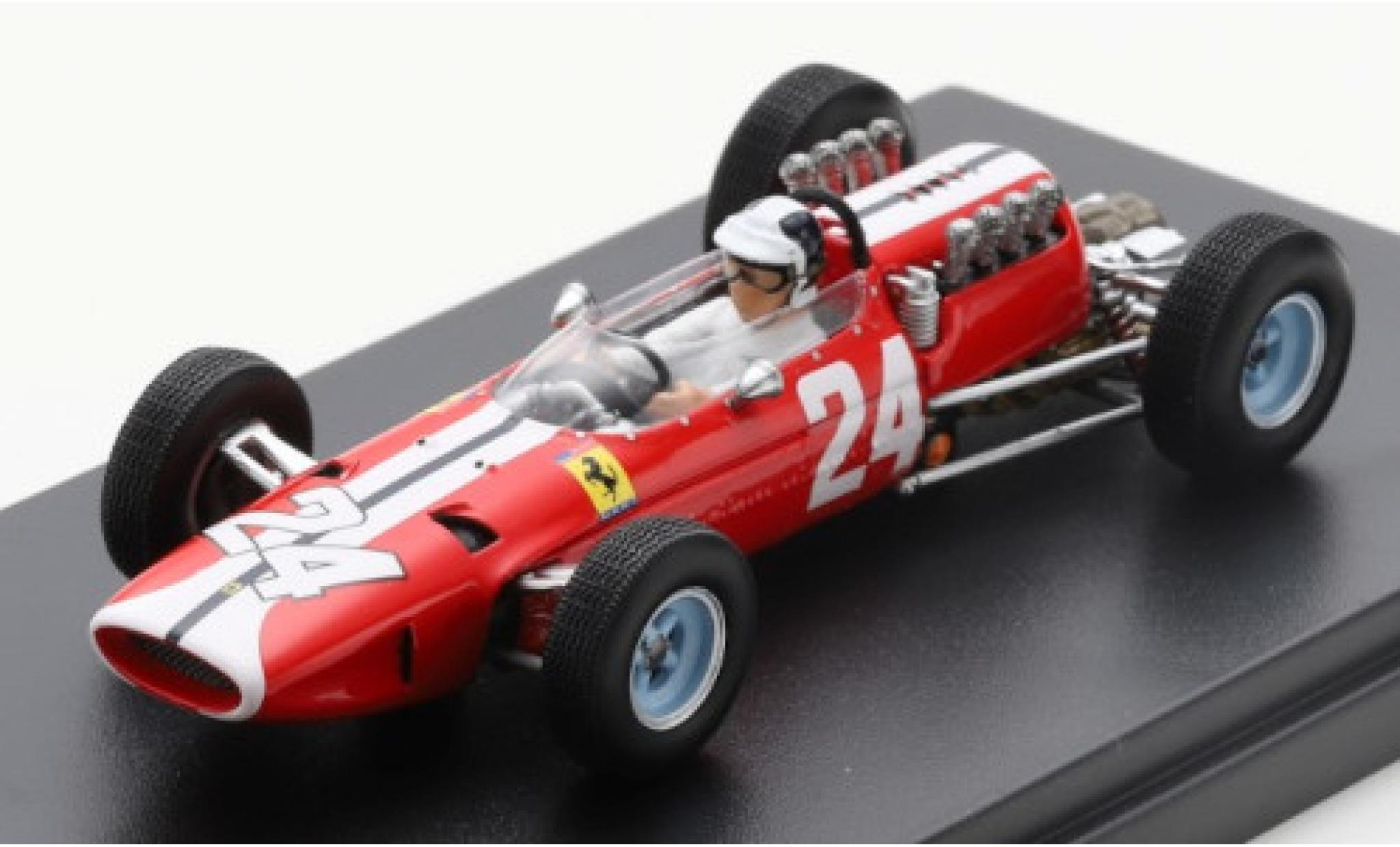 Ferrari 158 1/43 Look Smart No.24 North American Racing Team Formel 1 GP USA 1965 B.Bondurant
