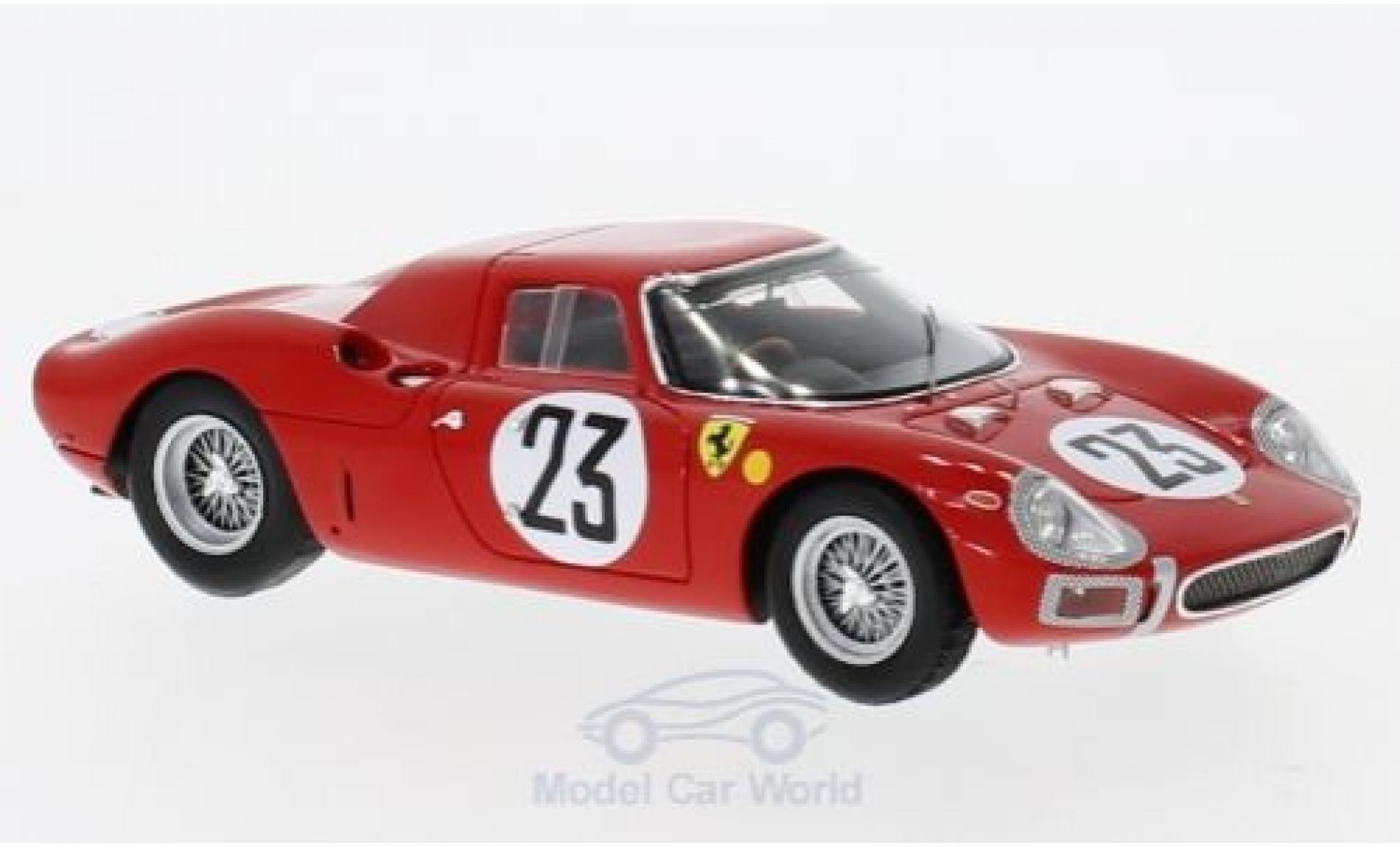 Ferrari 250 1/43 Look Smart LM RHD No.23 24h Le Mans 1964 G.van Ophem/P.Dumay