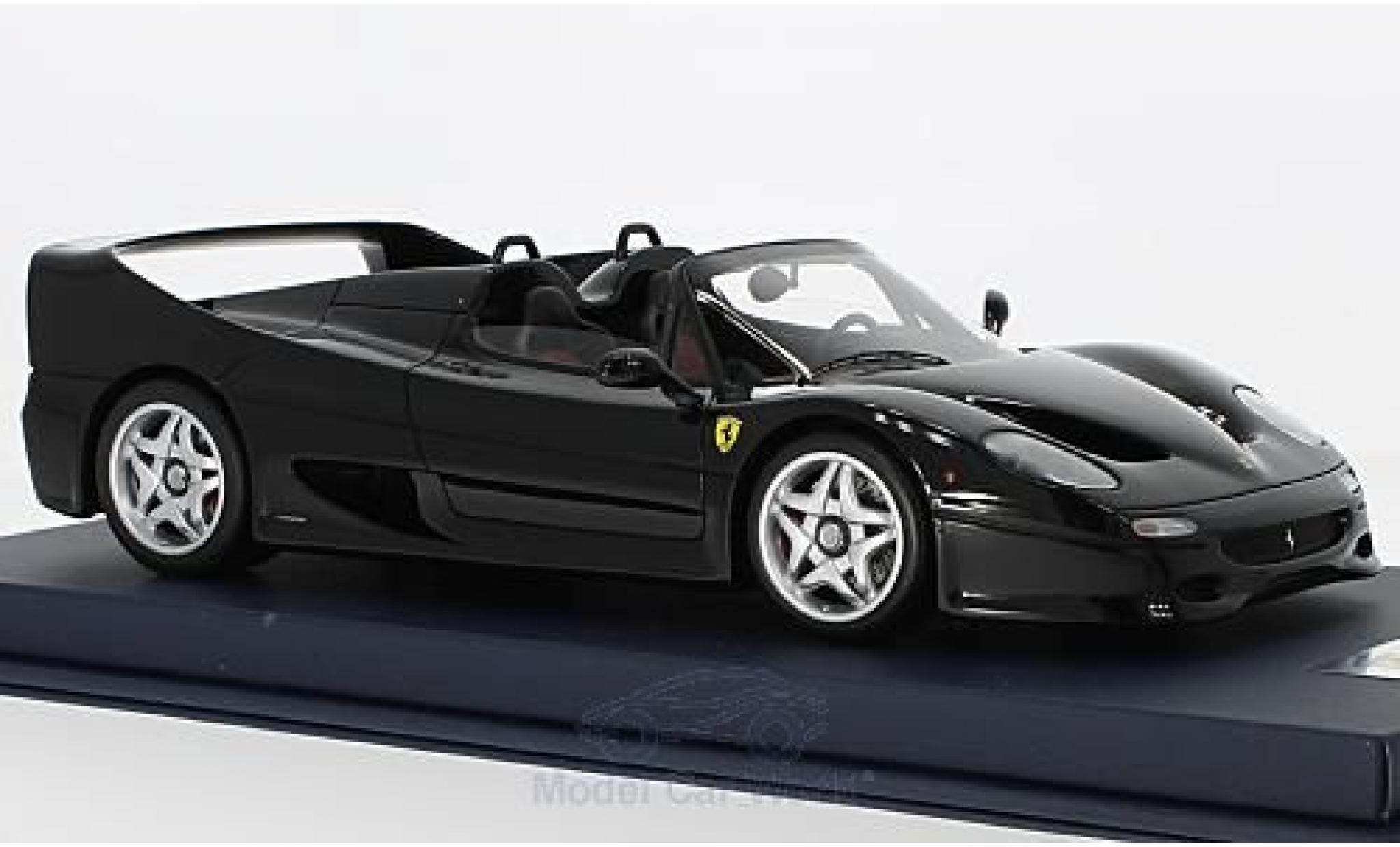 Ferrari F50 1/18 Look Smart Spider noire