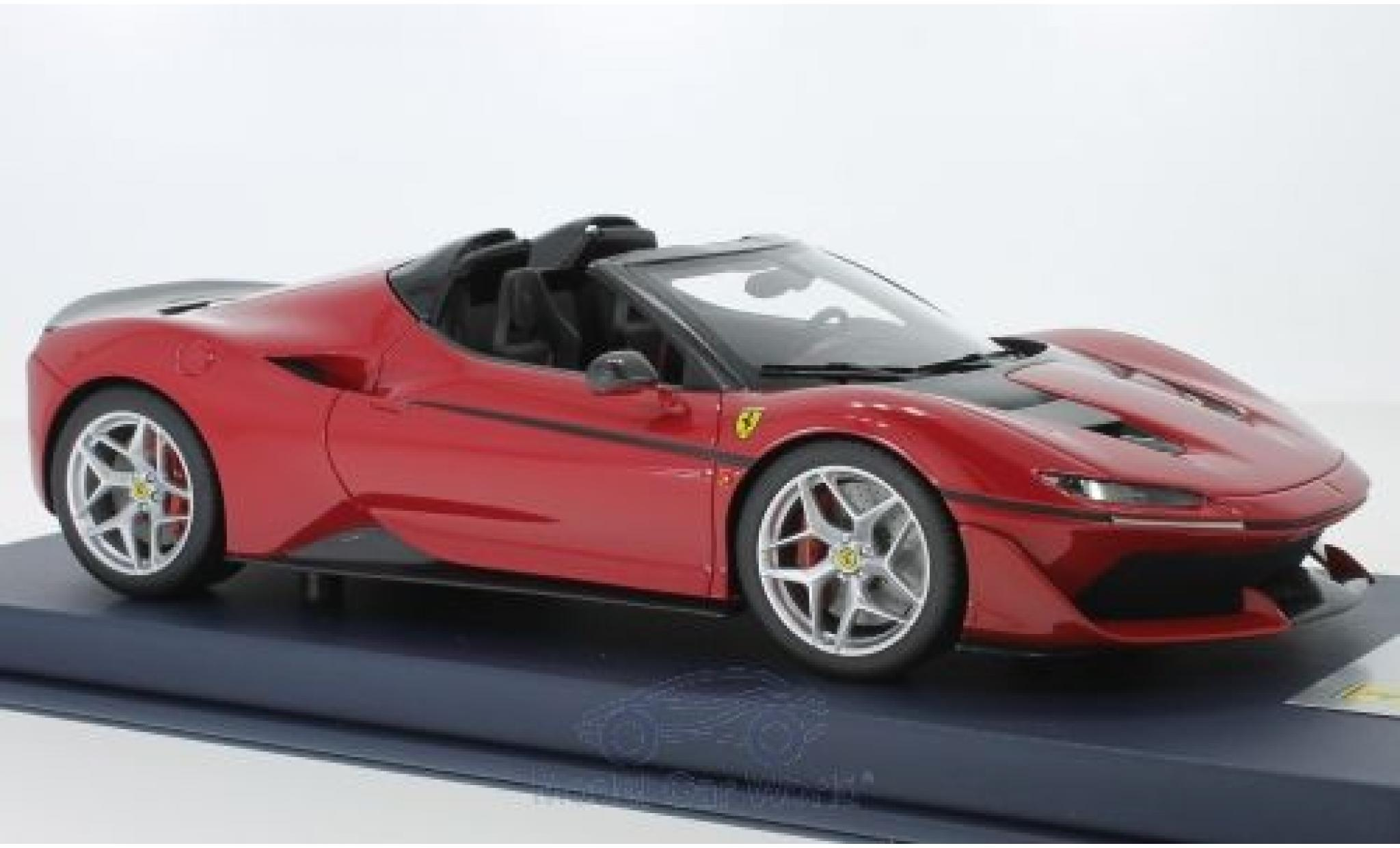 Ferrari J50 1/18 Look Smart red 2016