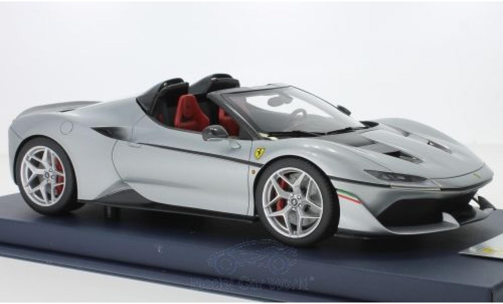 Ferrari J50 1/43 Look Smart grise 2016