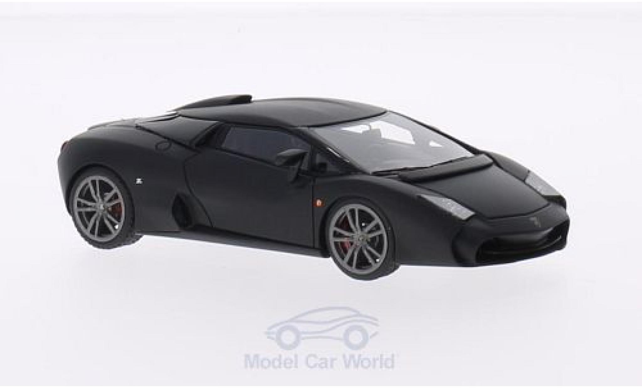 Lamborghini 5-95 1/43 Look Smart by Zagato matt-noire