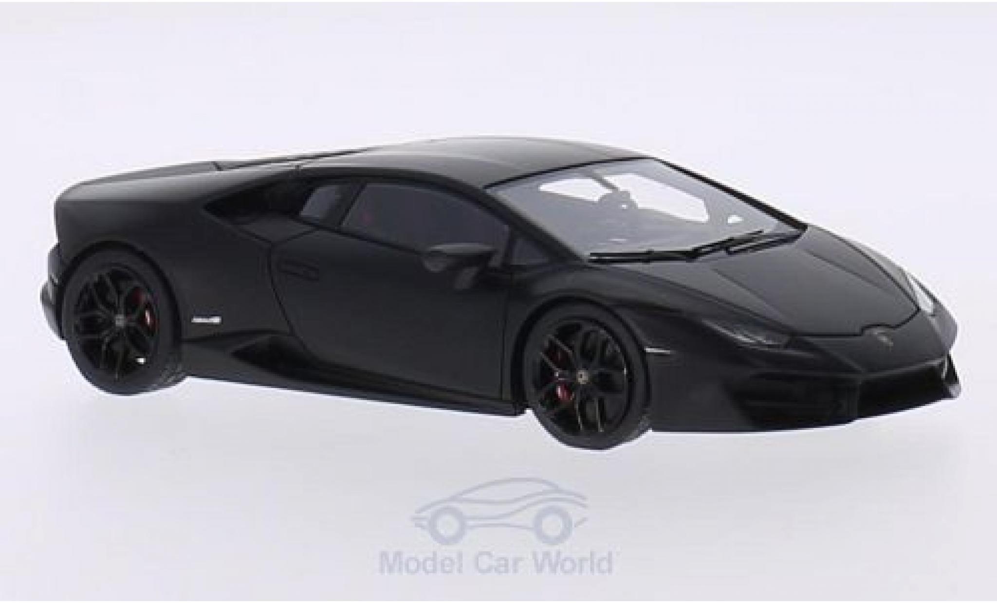 Lamborghini Huracan 1/43 Look Smart LP 580-2 matt-black 2015