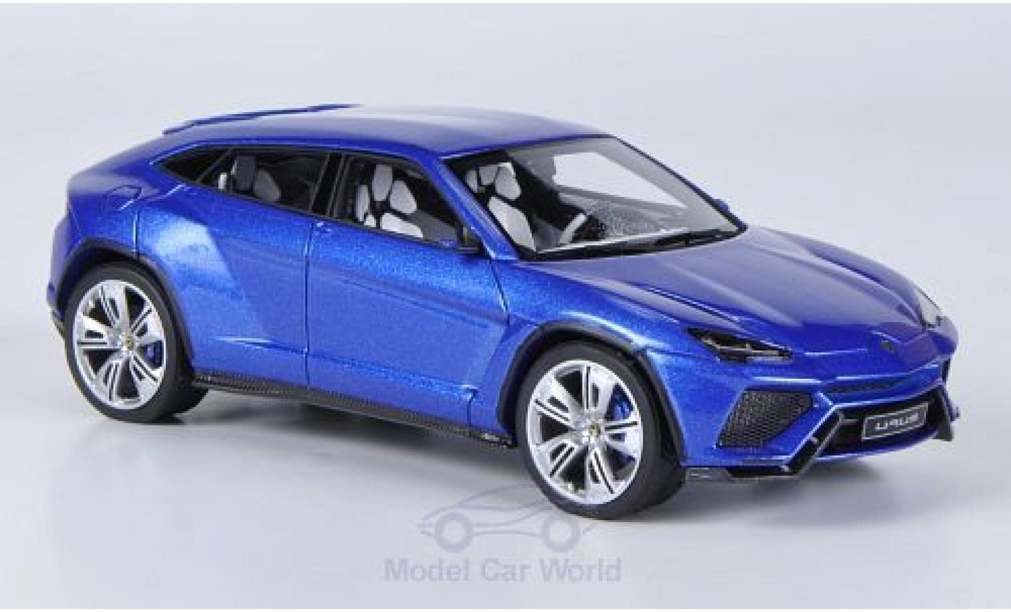 Lamborghini Urus 1/43 Look Smart metallise blue 2012