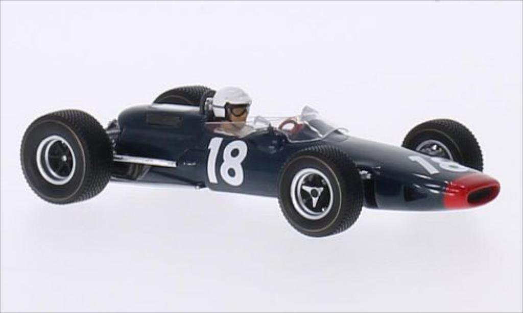 Lotus 25 1/43 Spark BRM No.18 Formel 1 GP Niederlande 1967 modellautos