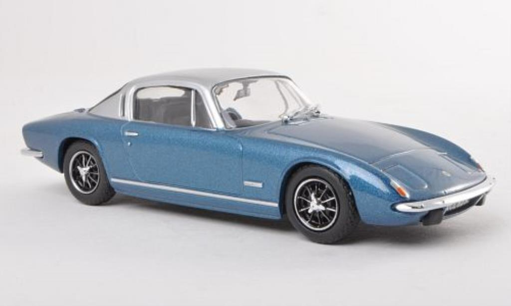 Lotus Elan 1/43 Oxford Plus 2 bleu/grise RHD miniature