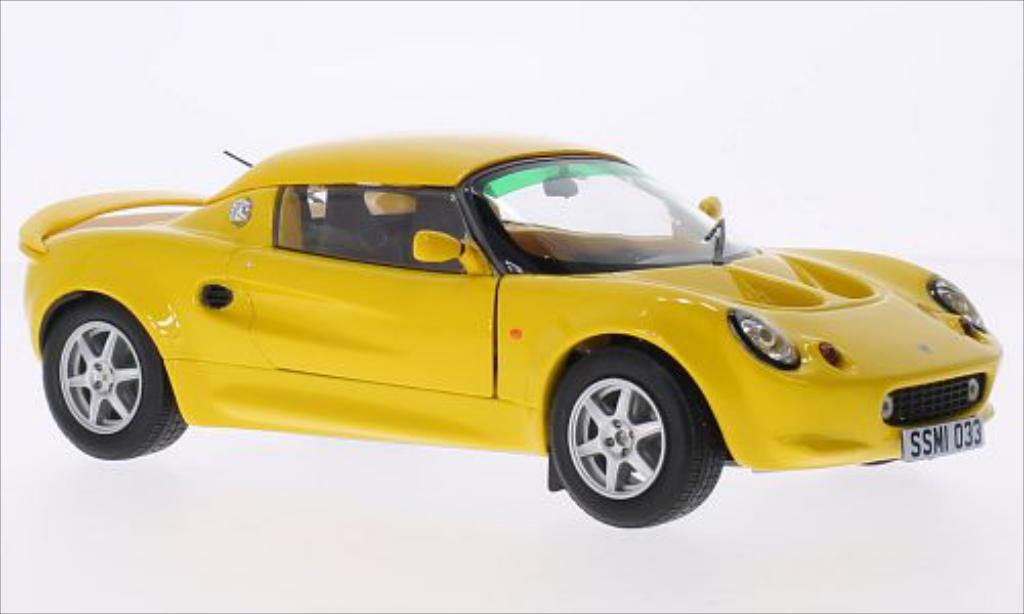 yellow lotus elise cars - photo #45