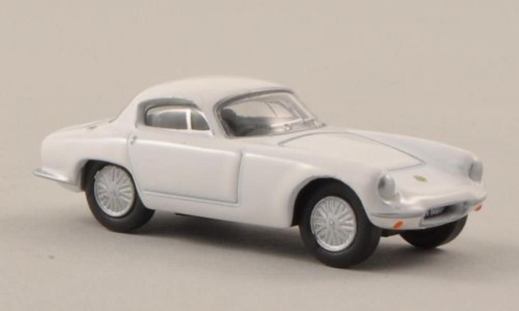 Lotus Elite 1/76 Oxford blanche miniature