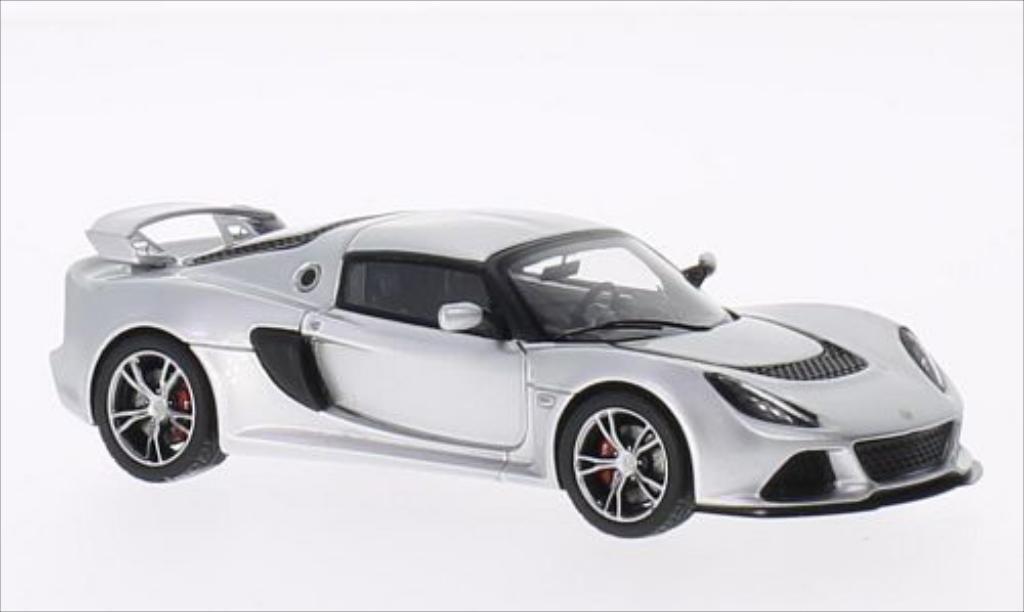 Lotus Exige 1/43 Spark S grise 2013 miniature