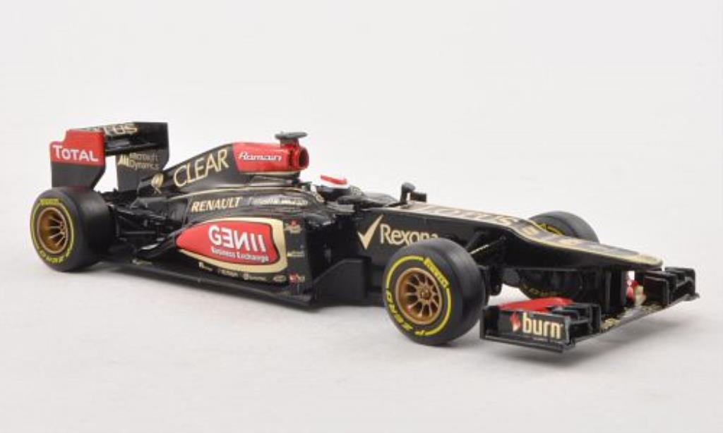 Lotus F1 1/43 Corgi Team E21 No.8 Formel 1 Saison 2013 miniature