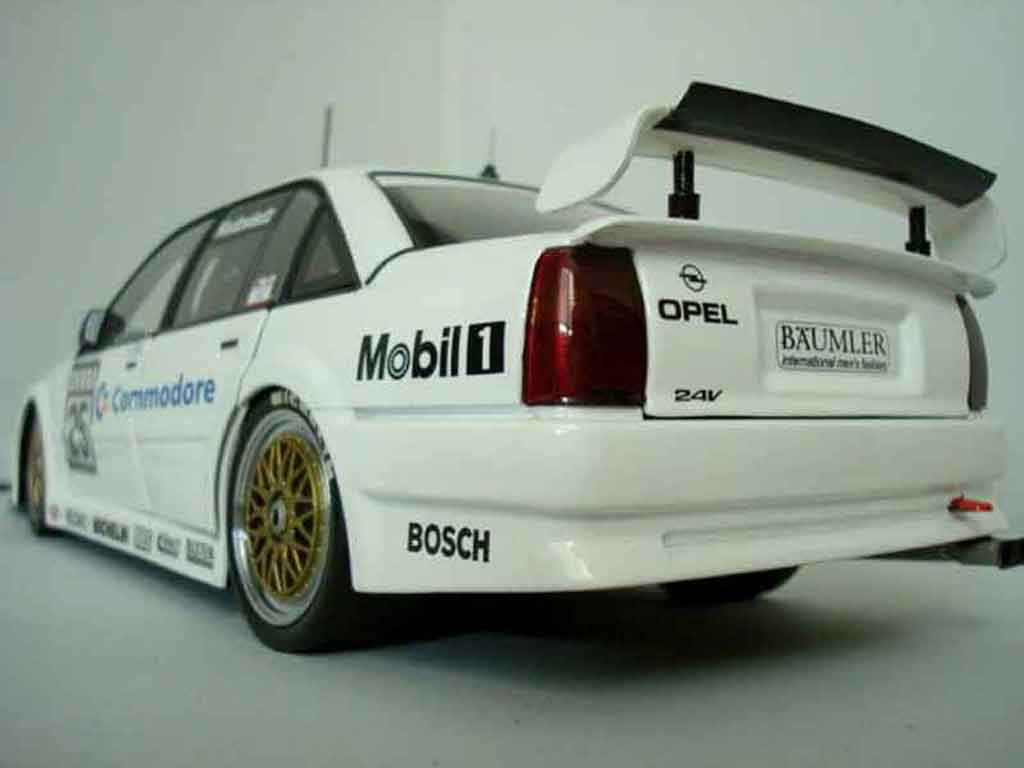 Opel Omega 1/18 Minichamps lotus 3000 24v dtm diecast model cars