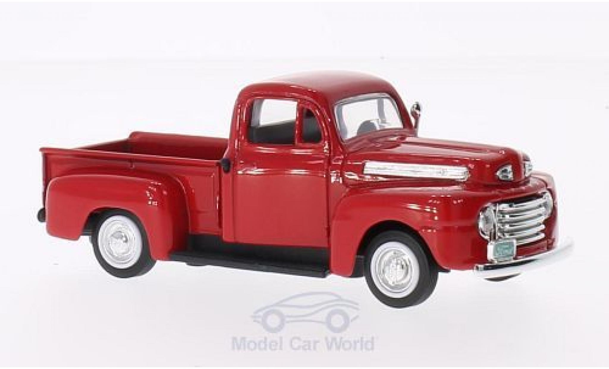 Ford F-1 1/43 Lucky Die Cast Pick Up rouge 1948 ohne Vitrine
