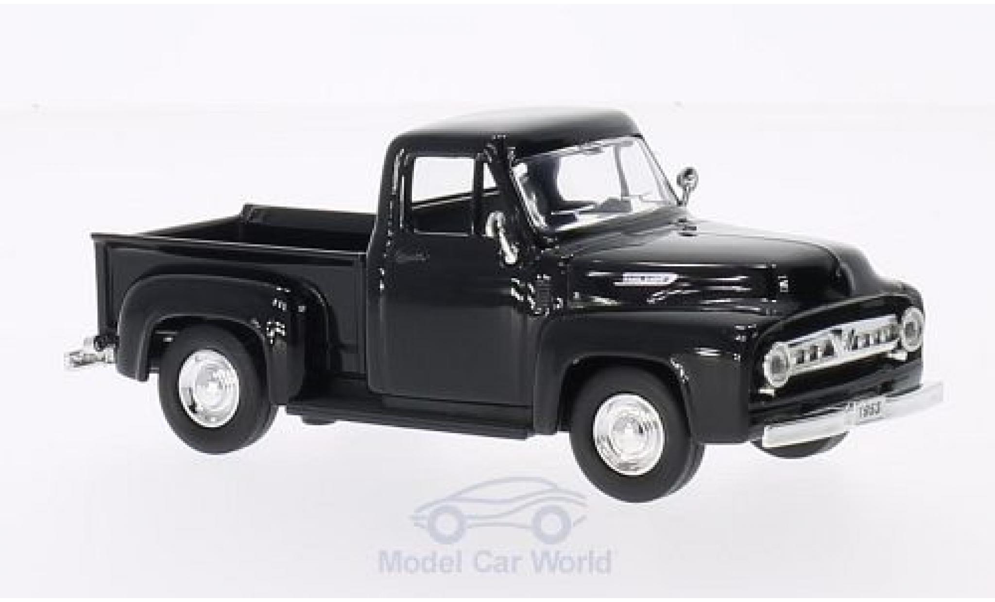 Ford F-1 1/43 Lucky Die Cast 00 Pick Up noire 1953 ohne Vitrine