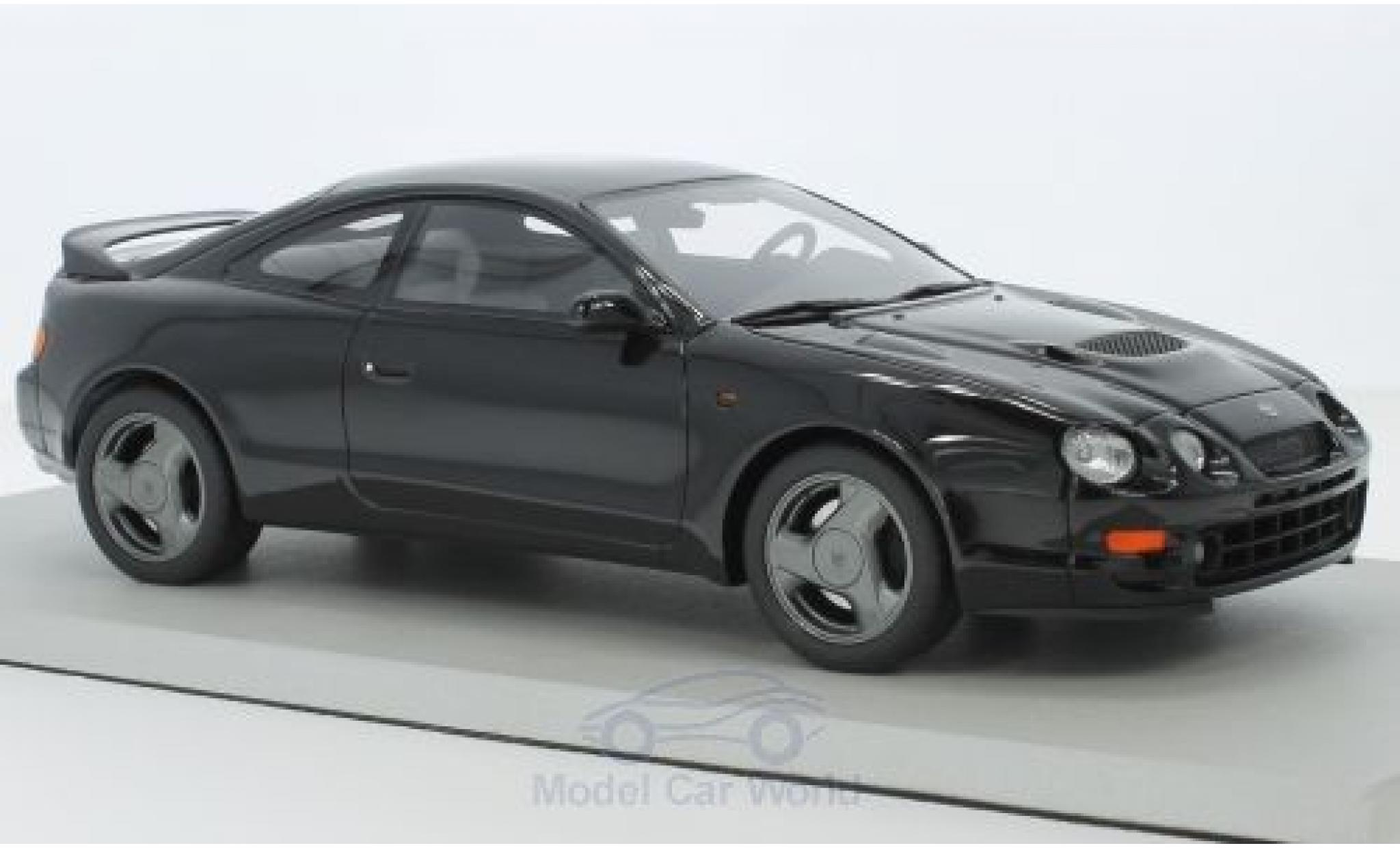 Toyota Celica 1/18 Lucky Step Models ST 205 black