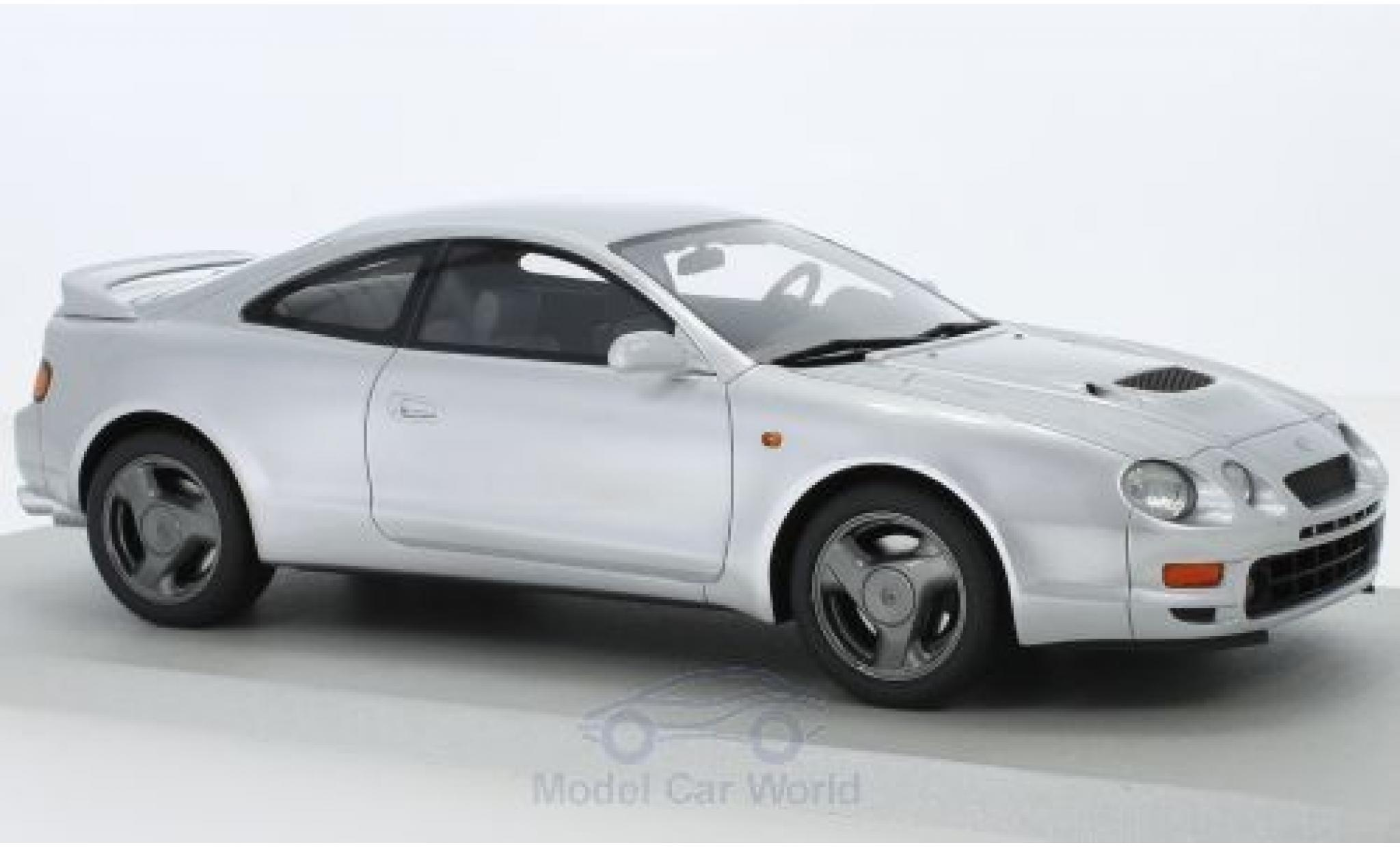 Toyota Celica 1/18 Lucky Step Models ST 205 grey