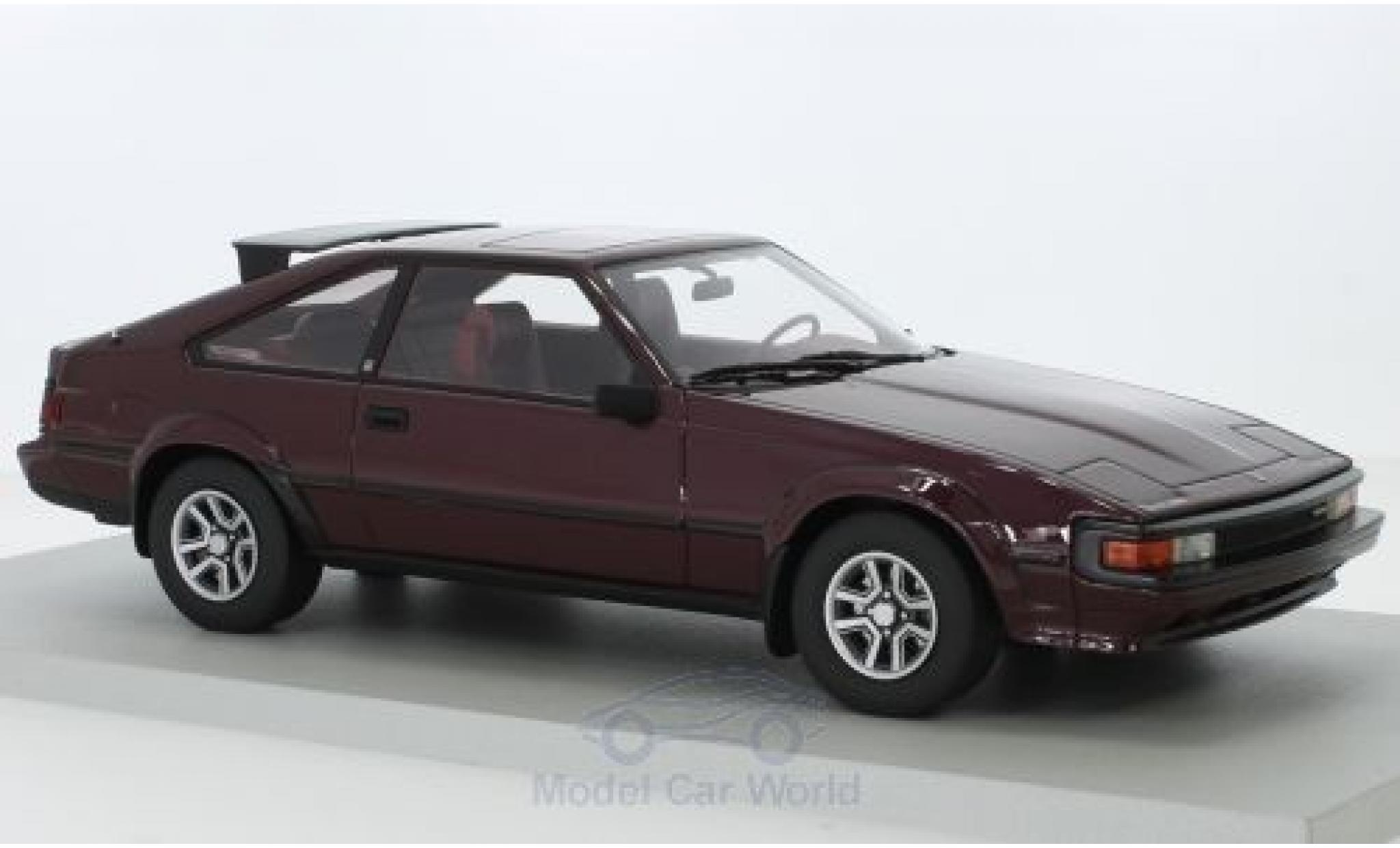 Toyota Celica 1/18 Lucky Step Models Supra MkII brown