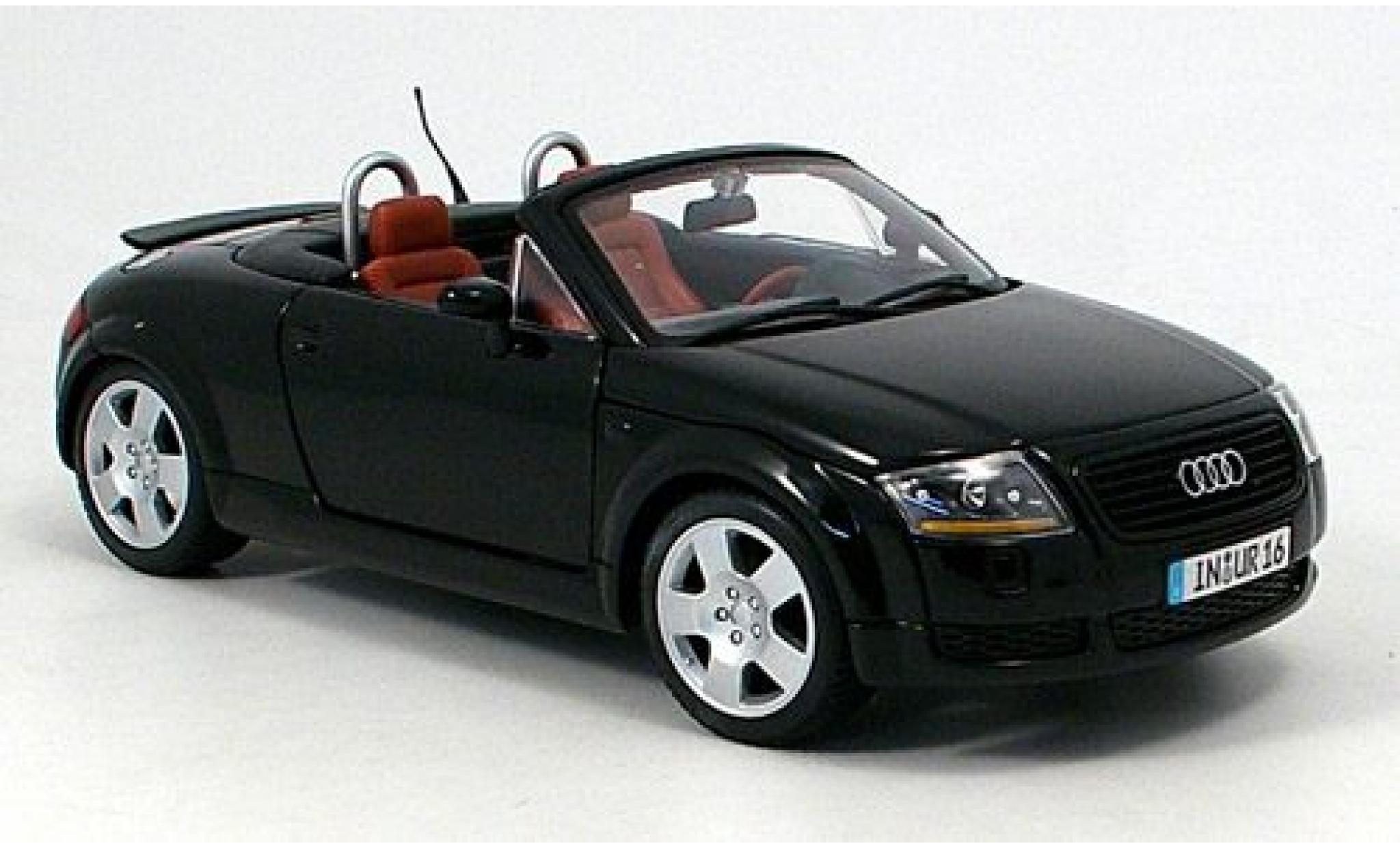 Audi TT 1/18 Maisto Roadster black 1999