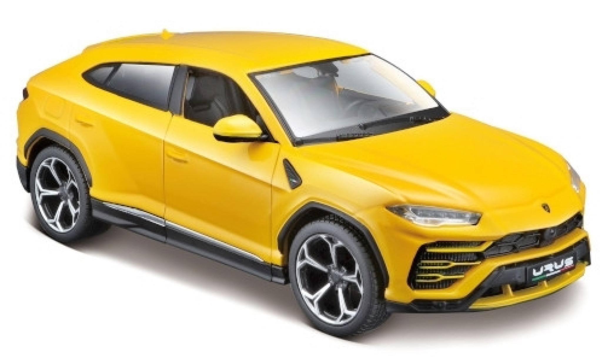 Lamborghini Urus 1/24 Maisto yellow 2019