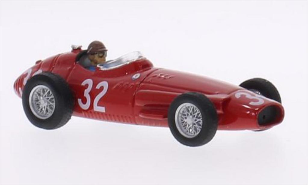 Maserati 250 1/43 Brumm F No.32 GP Monaco 1957 miniature