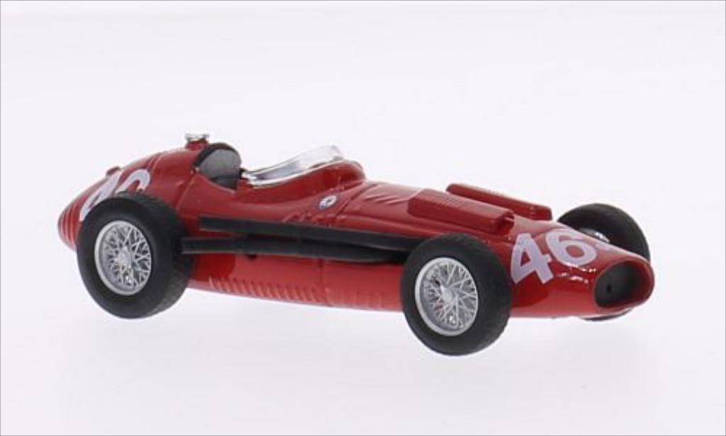 Maserati 250 1/43 Brumm F No.46 GP Italien 1957 miniature
