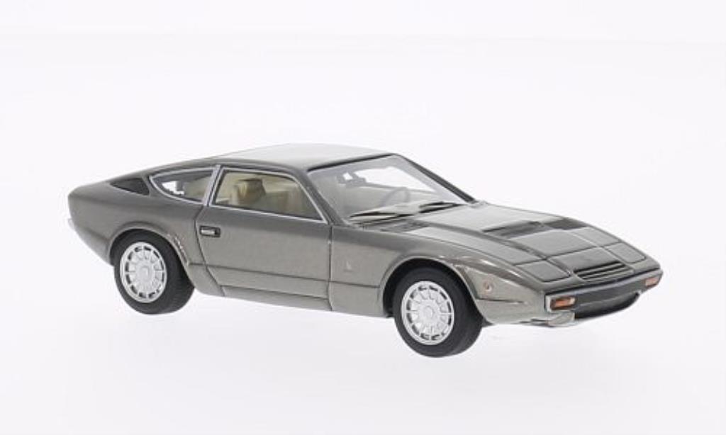 Maserati Khamsin 1/43 Minichamps grise 1977 miniature