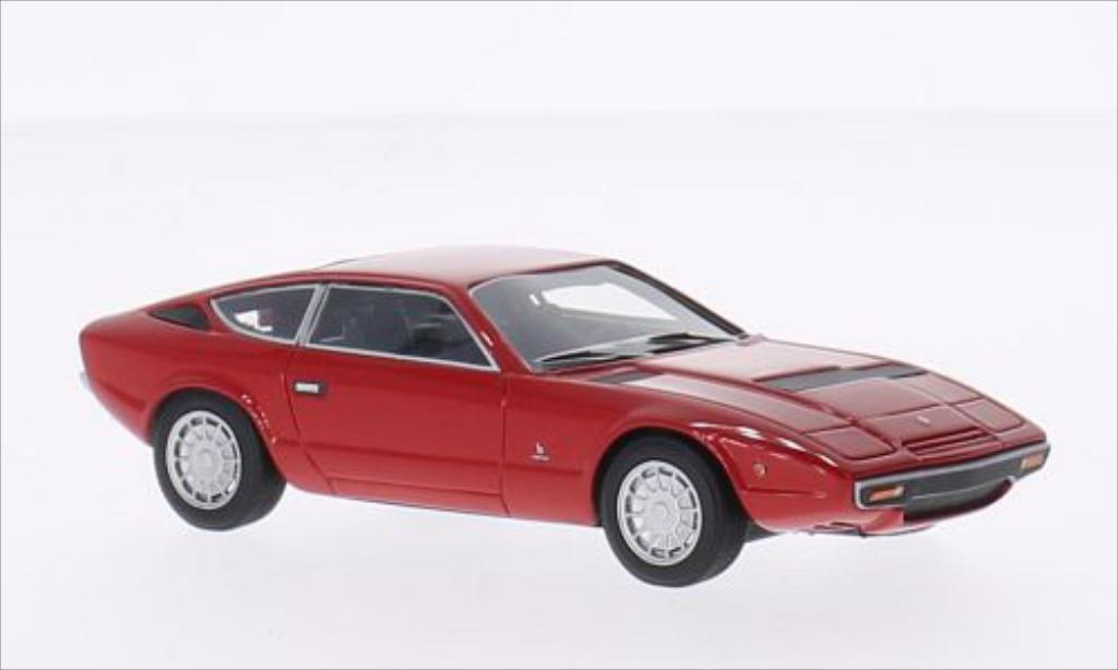 Maserati Khamsin 1/43 Minichamps rouge 1977 miniature