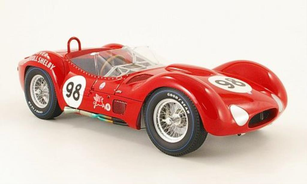 Maserati Tipo 1/12 Minichamps 61 No.98 Times/Mirror GP for Sport Cars 1960 miniature