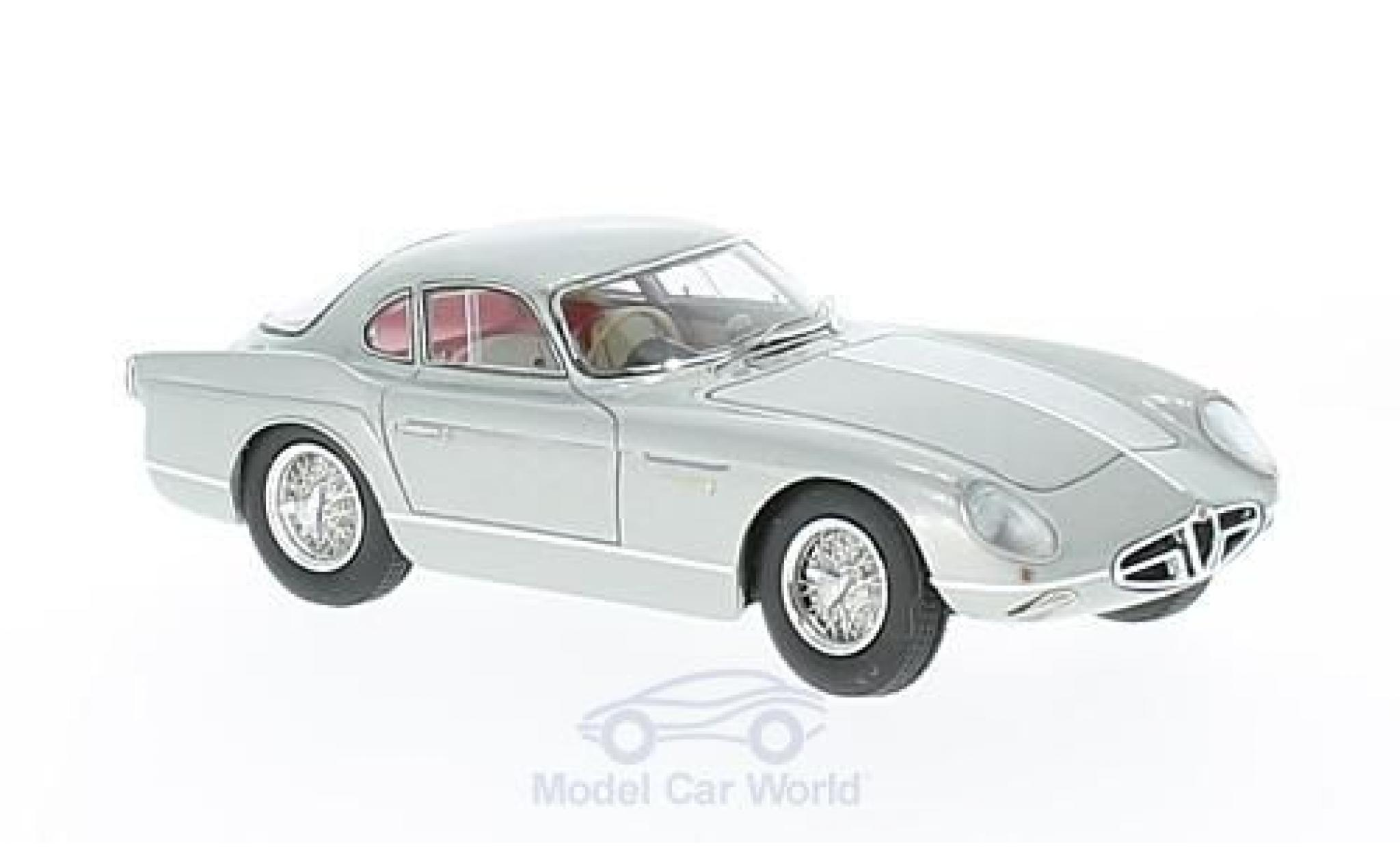 Alfa Romeo 2000 1/43 Matrix Sportiva Coupe Bertone grise RHD 1954