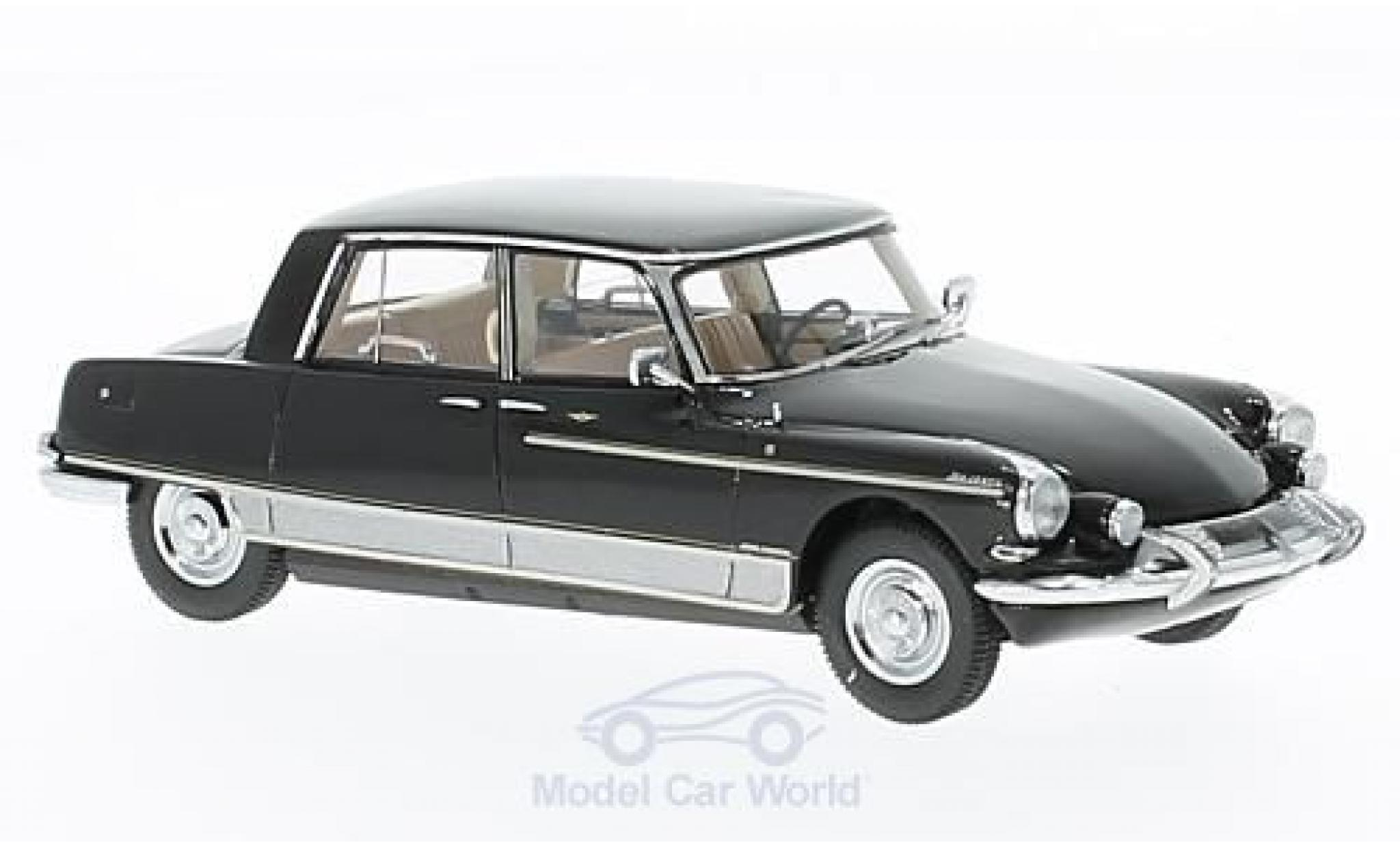 Citroen DS 1/43 Matrix Majesty by Henri Chapron schwarz 1966