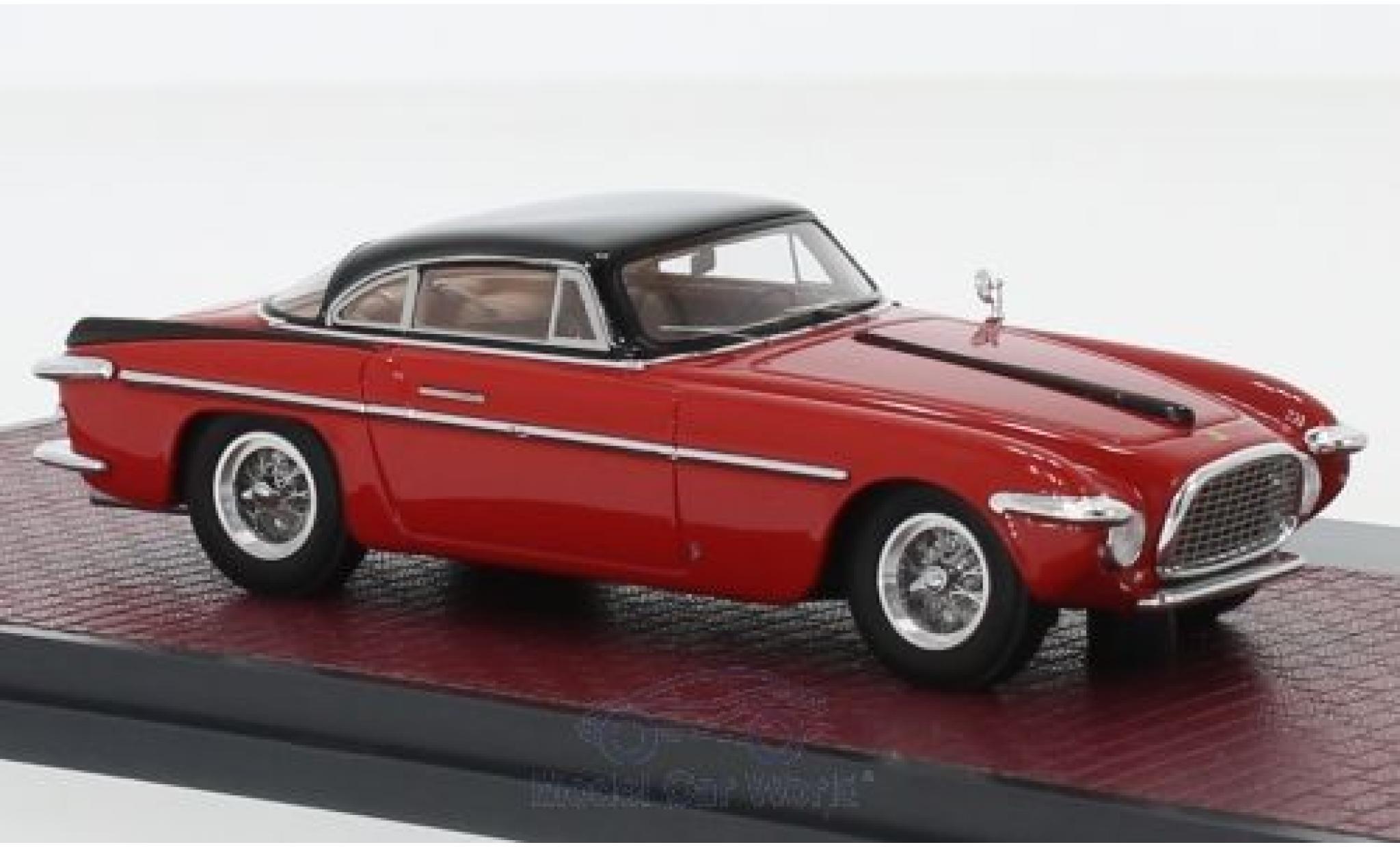 Ferrari 212 1/43 Matrix Inter Coupe Vignale rosso/nero RHD 1953
