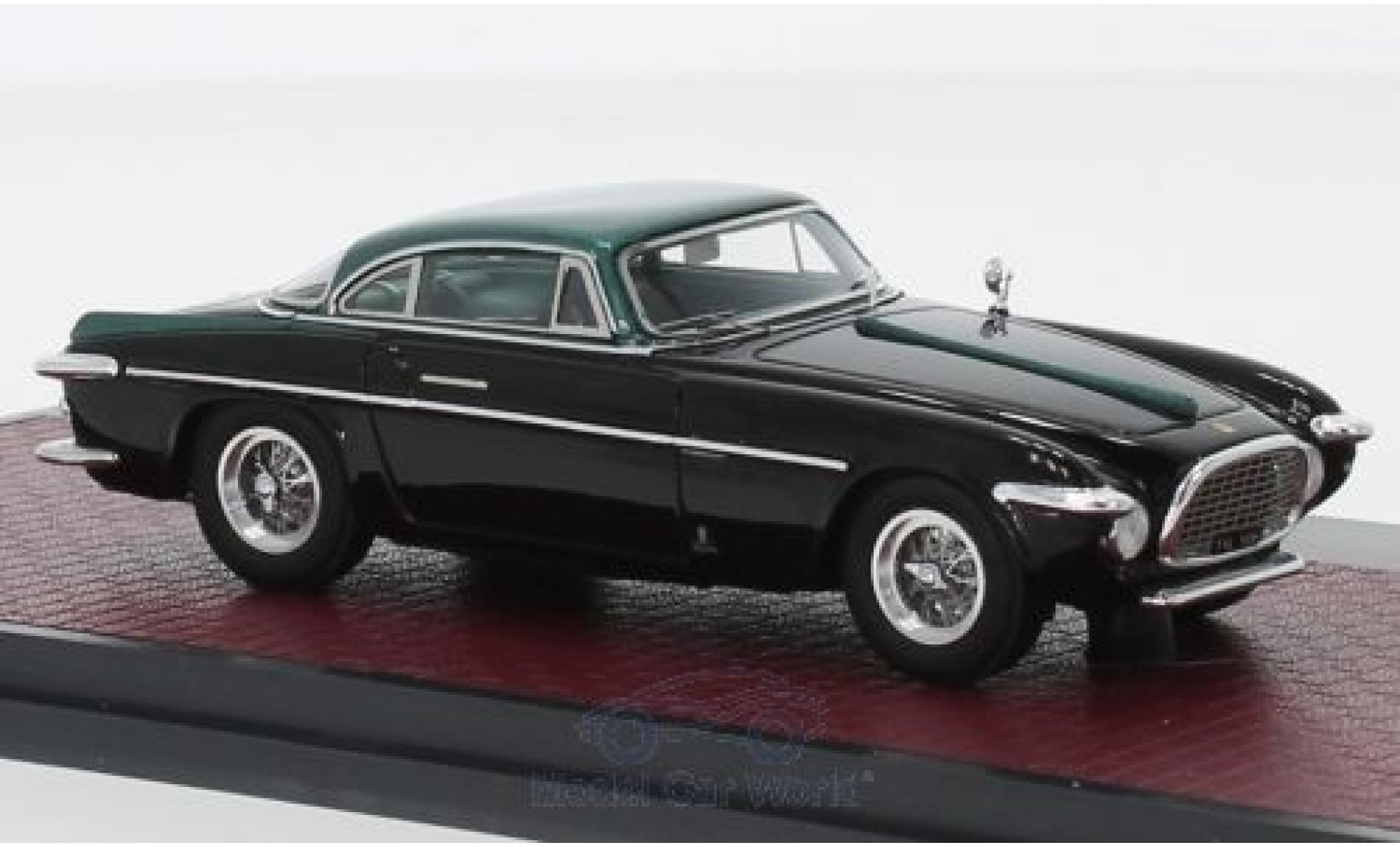 Ferrari 212 1/43 Matrix Inter Coupe Vignale nero/verde RHD 1953