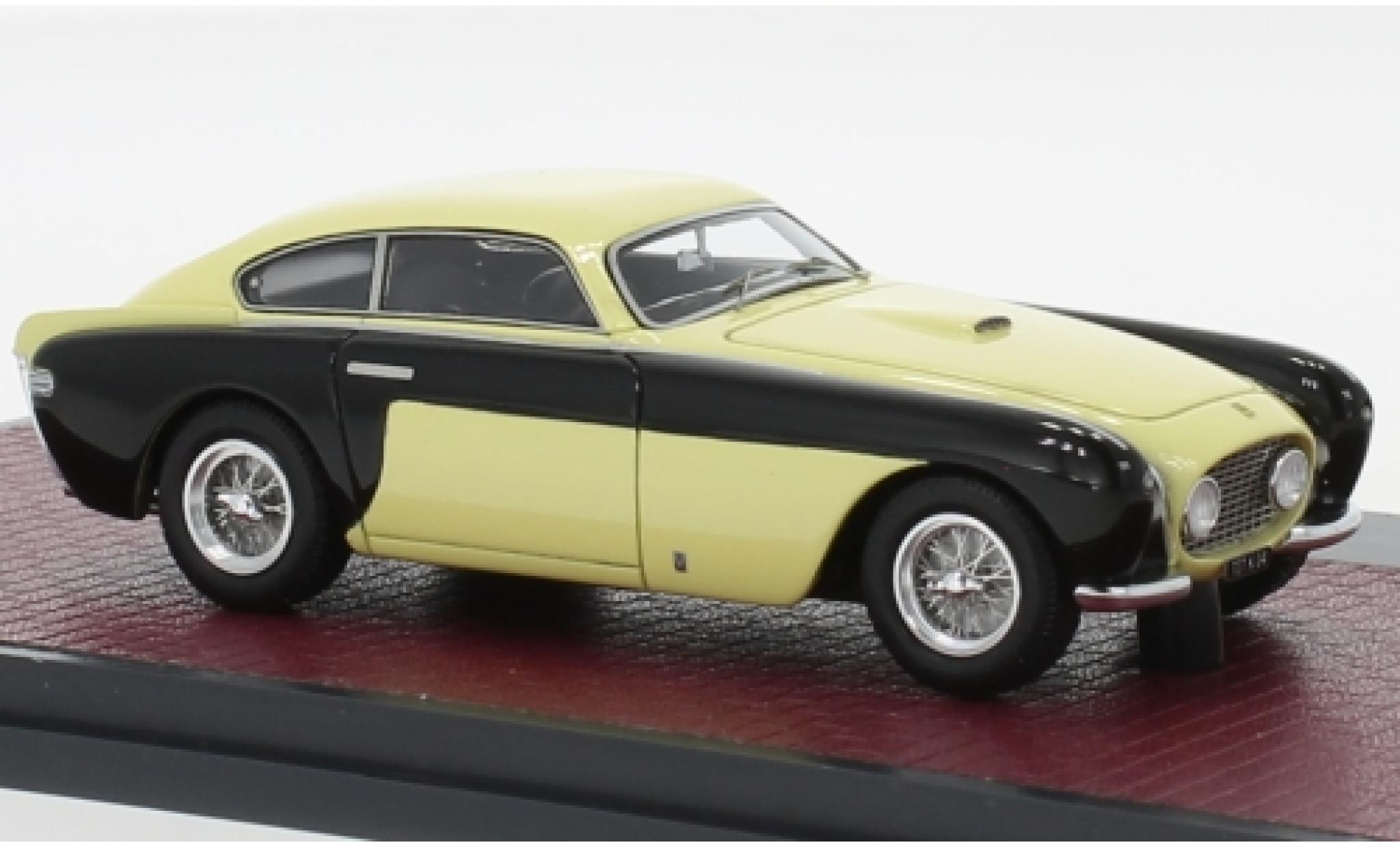 Ferrari 212 1/43 Matrix Inter Vignale Coupe jaune/noire RHD Bumblebee 1952