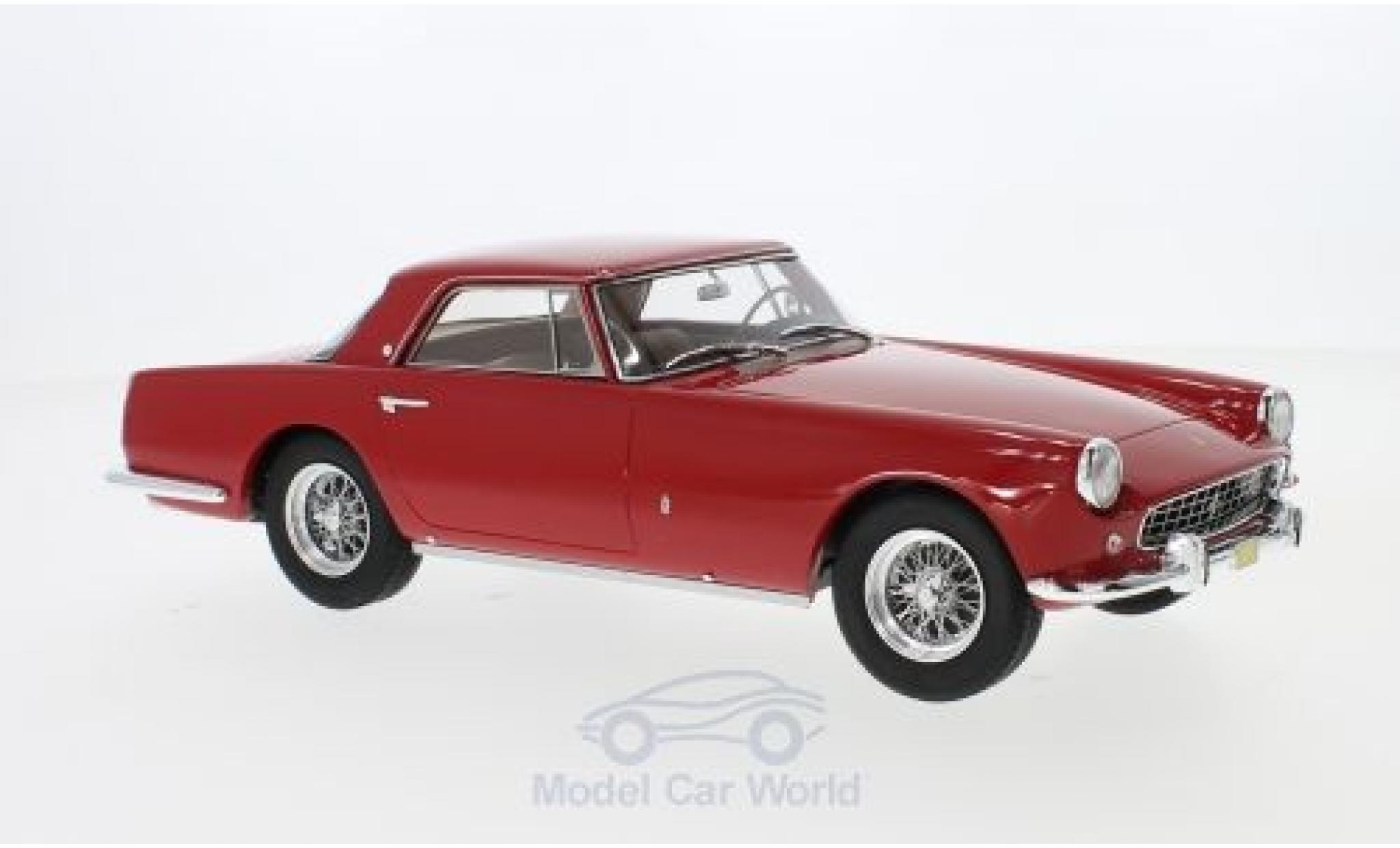 Ferrari 250 1/18 Matrix GT Coupe Pininfarina rouge 1958