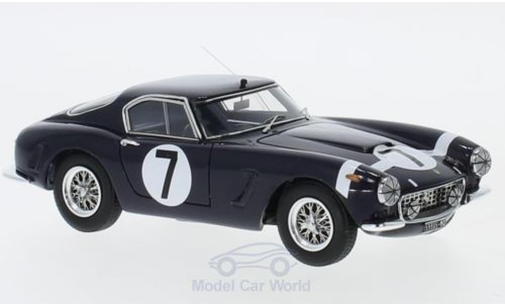 Ferrari 250 TR 1/43 Matrix GT Passo Corto RHD No.7 Tourist Trophy 1960 S.Moss