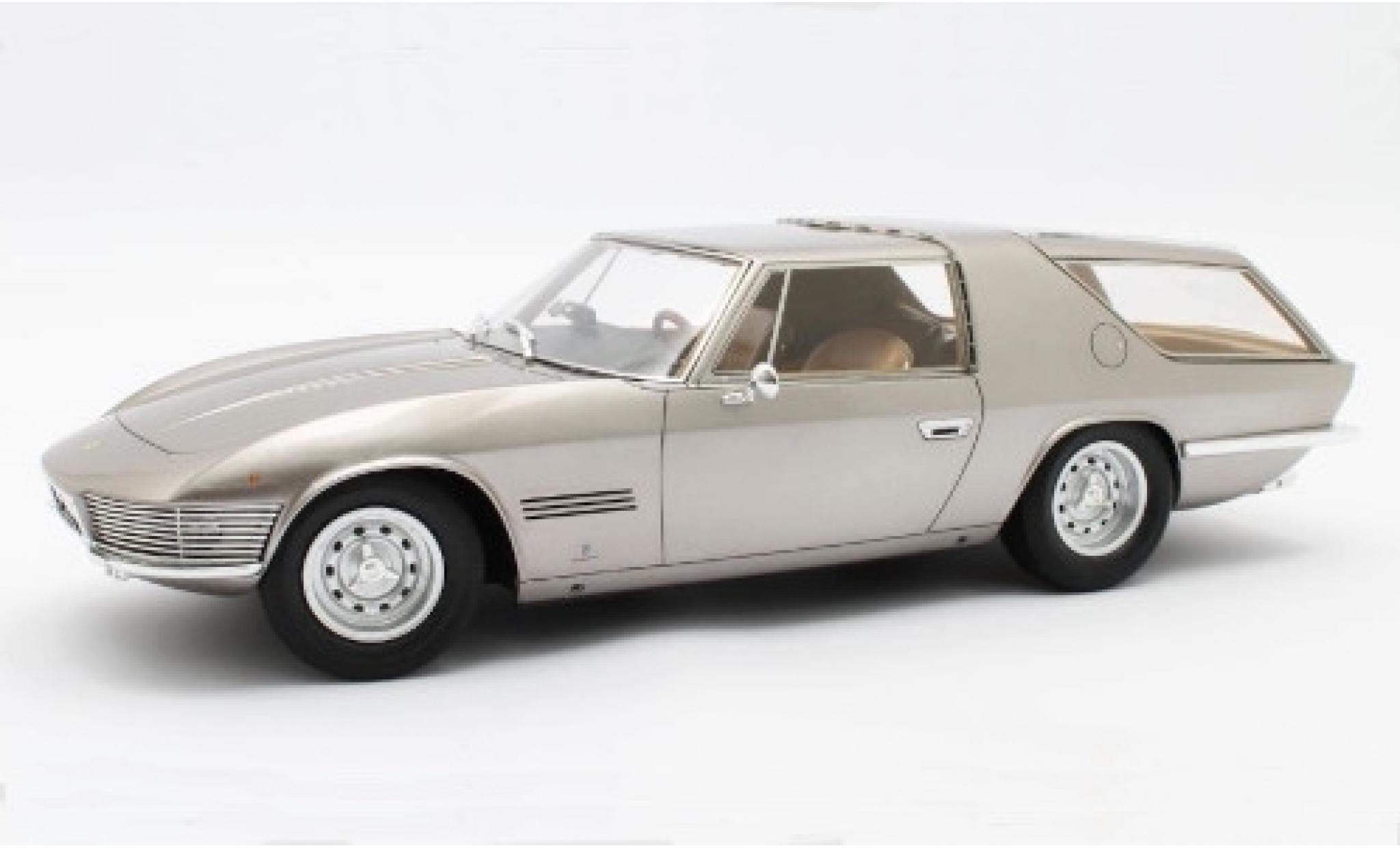 Ferrari 330 1/18 Matrix GT Vignale Shooting Brake metallise marron 1968