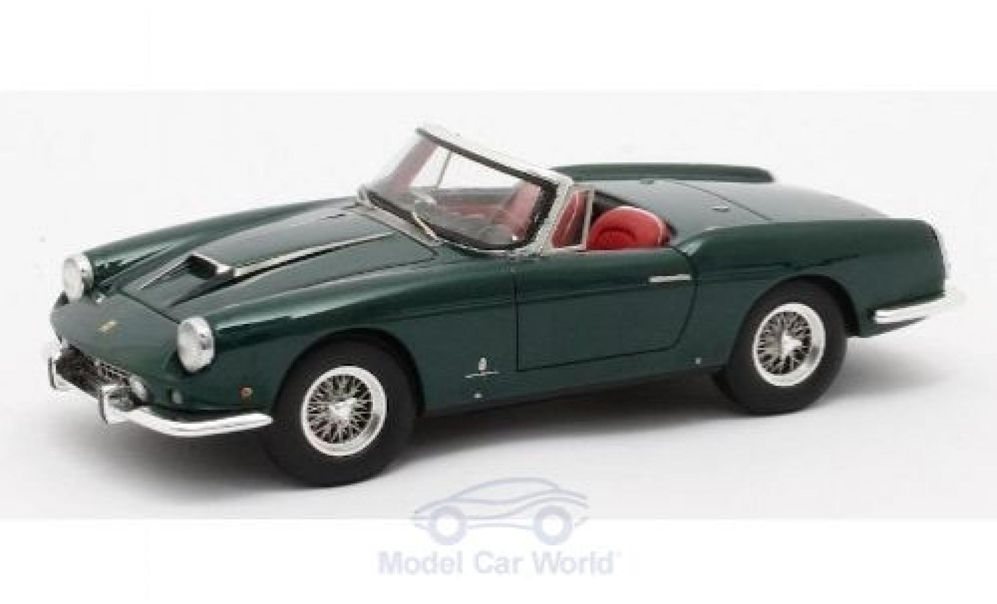 Ferrari 400 1/43 Matrix Superamerica Pininfarina Cabriolet verte 1959 #1611 SA