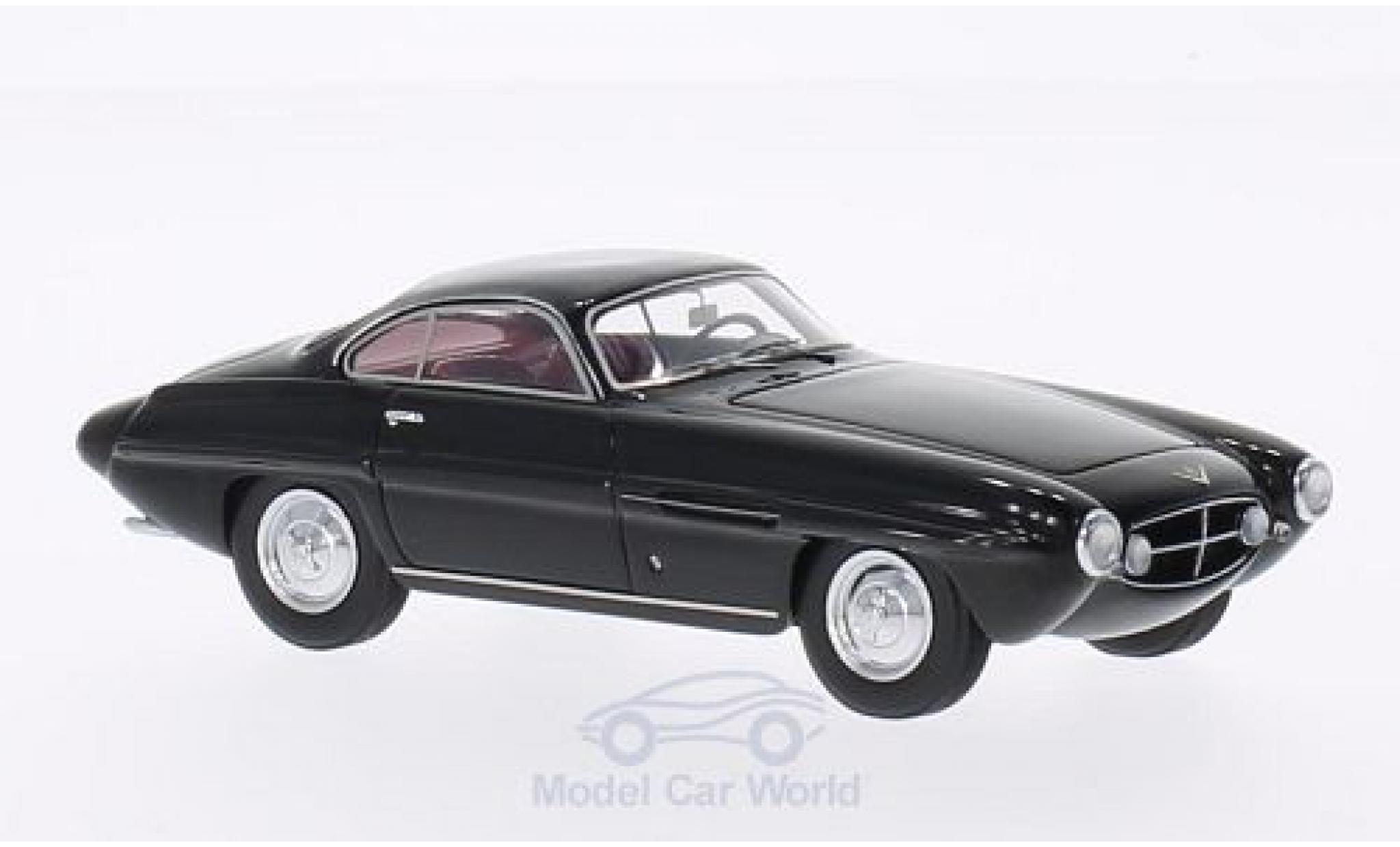 Fiat 8V 1/43 Matrix Ghia Supersonic noire 1954