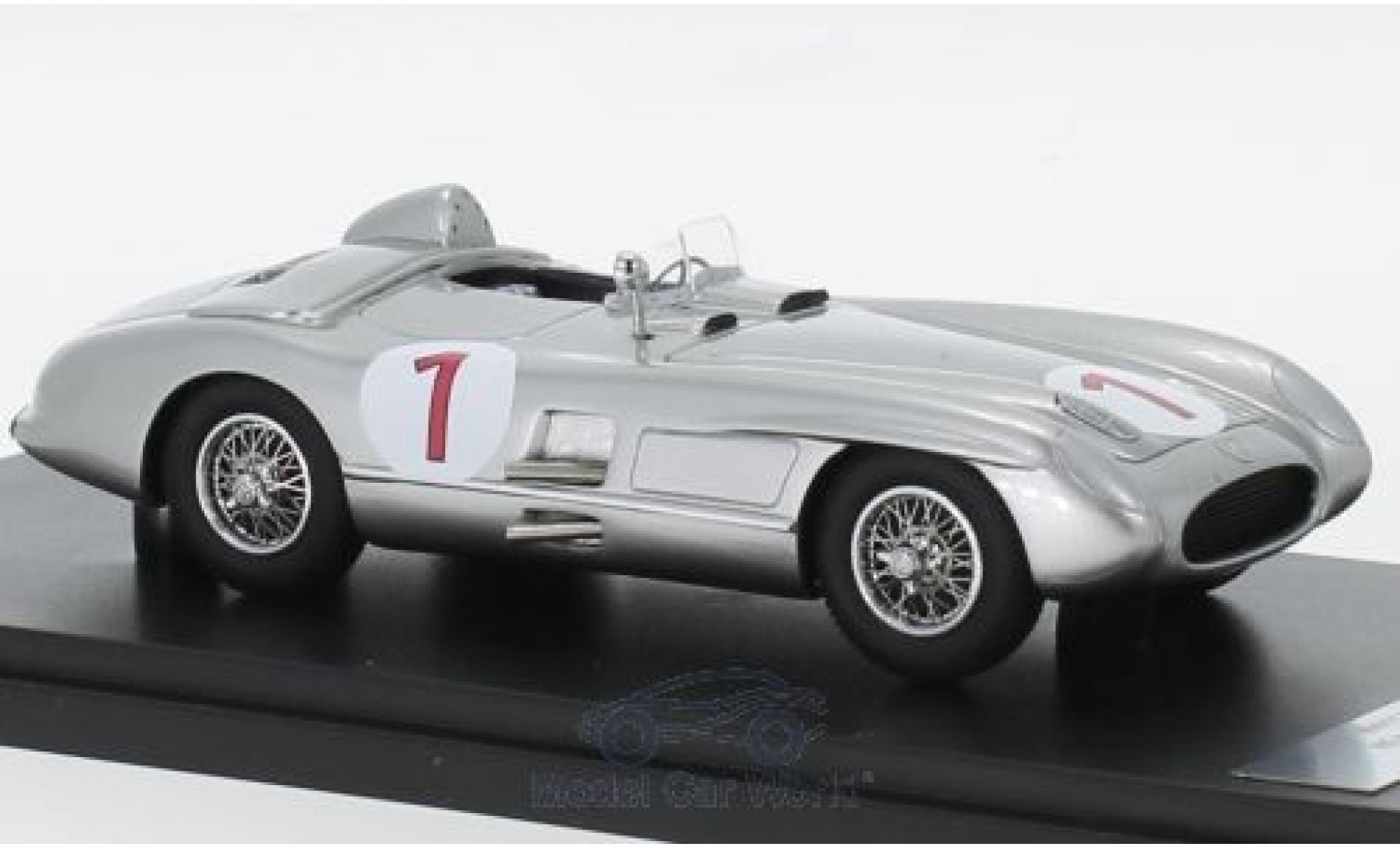 Mercedes 300 1/43 Matrix SLR No.10 GP Schweden 1955 J.M.Fangio