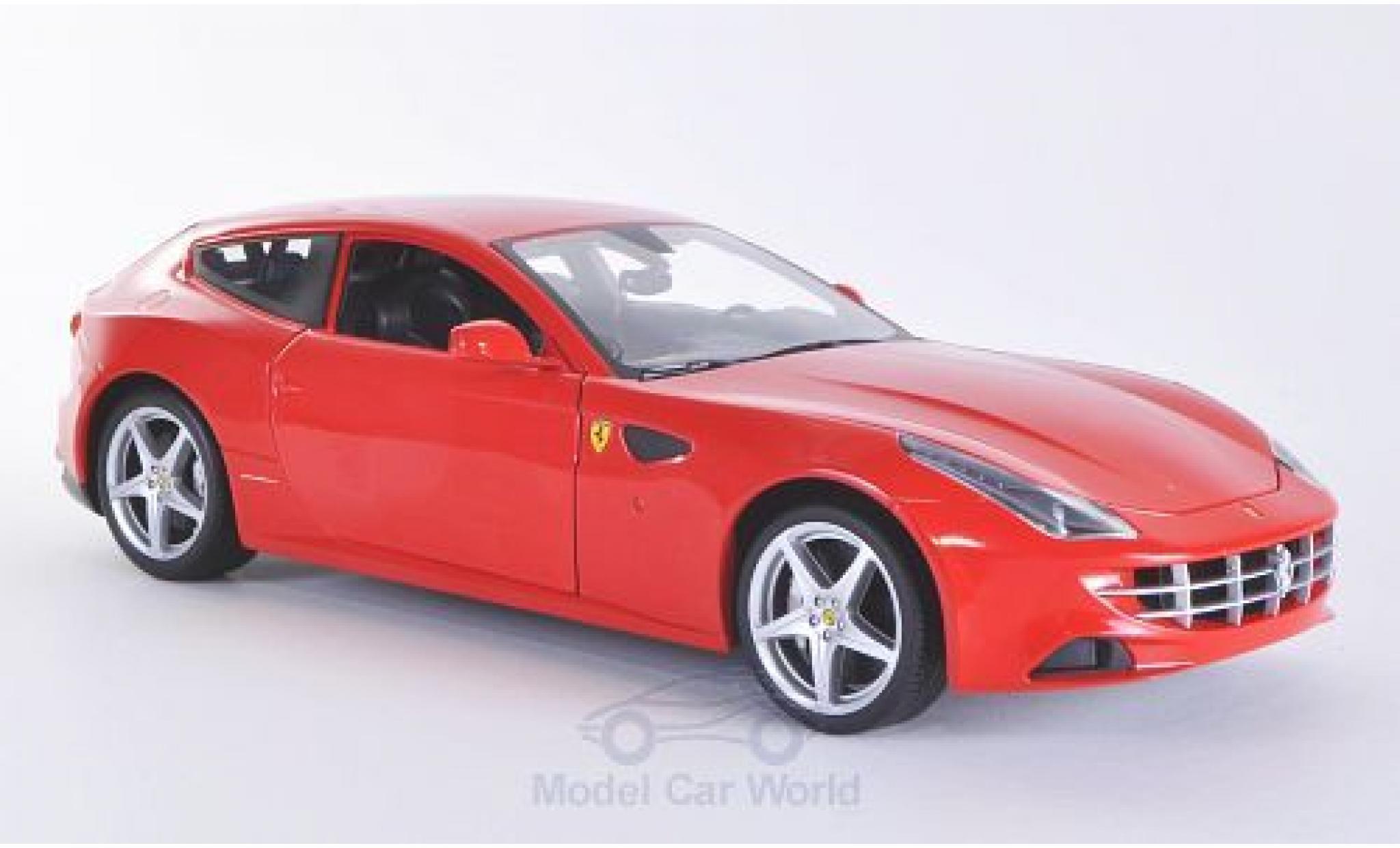 Ferrari FF 1/18 Mattel rot Heritage