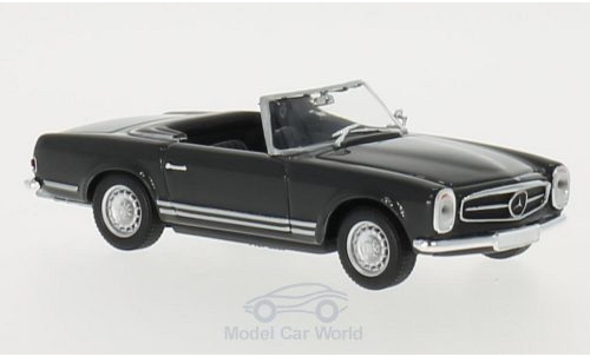 Mercedes 230 1/43 Maxichamps SL grey 1965