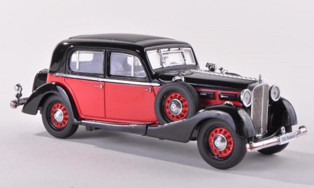 Maybach SW 1/43 Signature 35 Limousine Spohn noire/rouge 1935 miniature