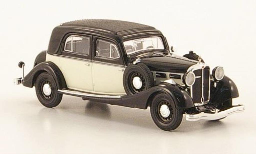 Maybach SW 1/87 Ricko 35 noire/blanche miniature