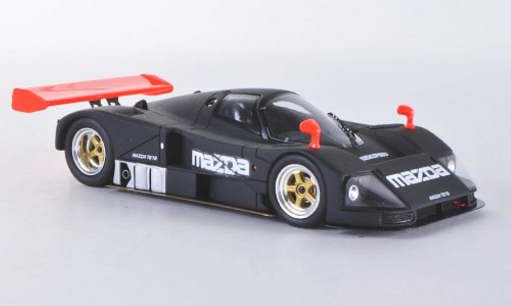 Mazda 767B 1/43 Spark Test Car miniature