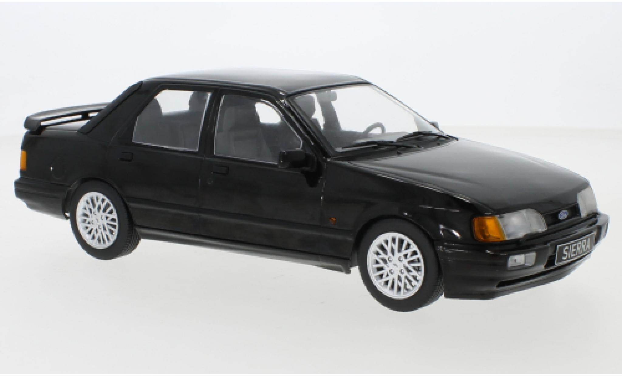 Ford Sierra 1/18 MCG Cosworth noire 1988