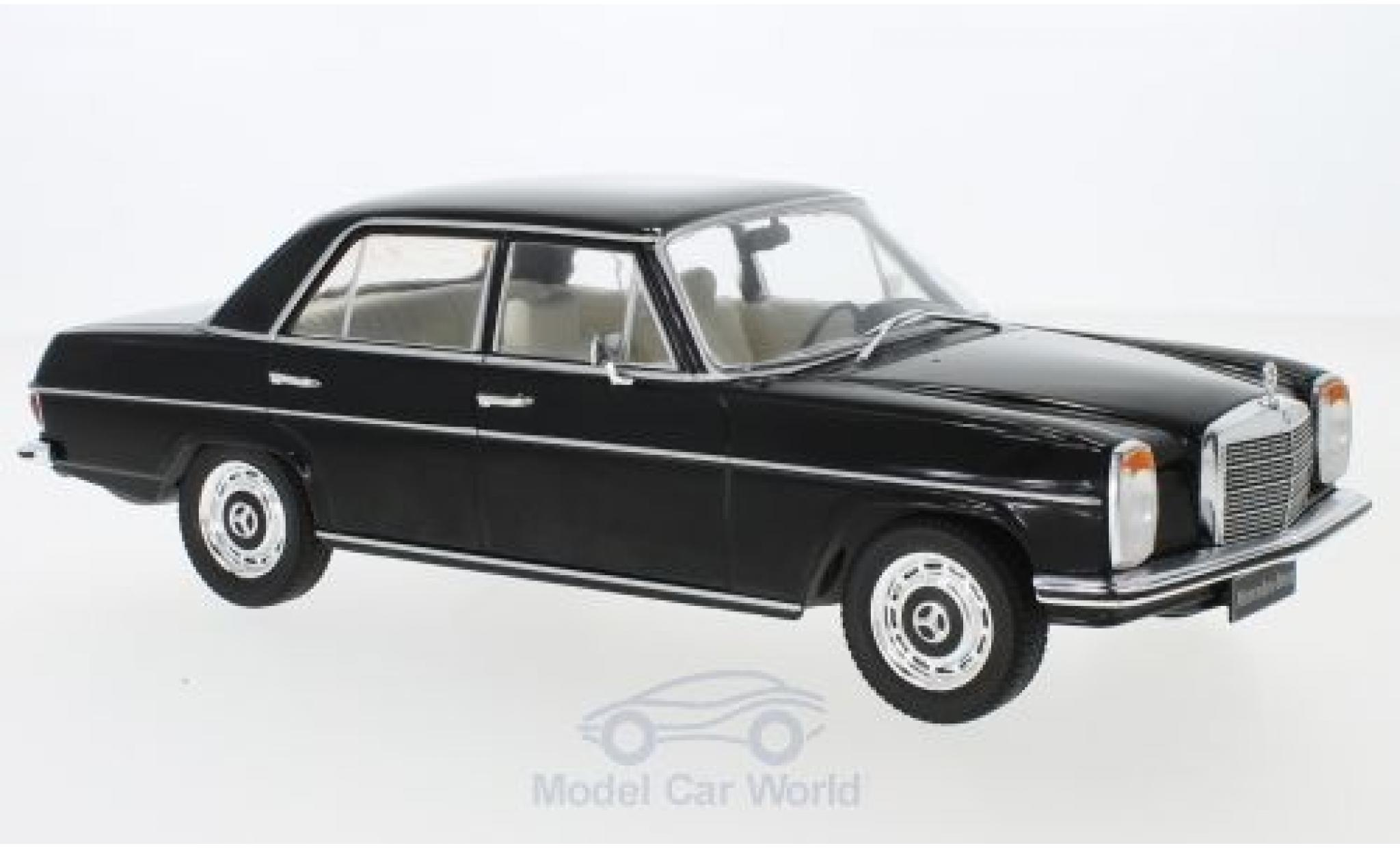 MCG 1:18 MB Mercedes Benz 220D W115-1972 black
