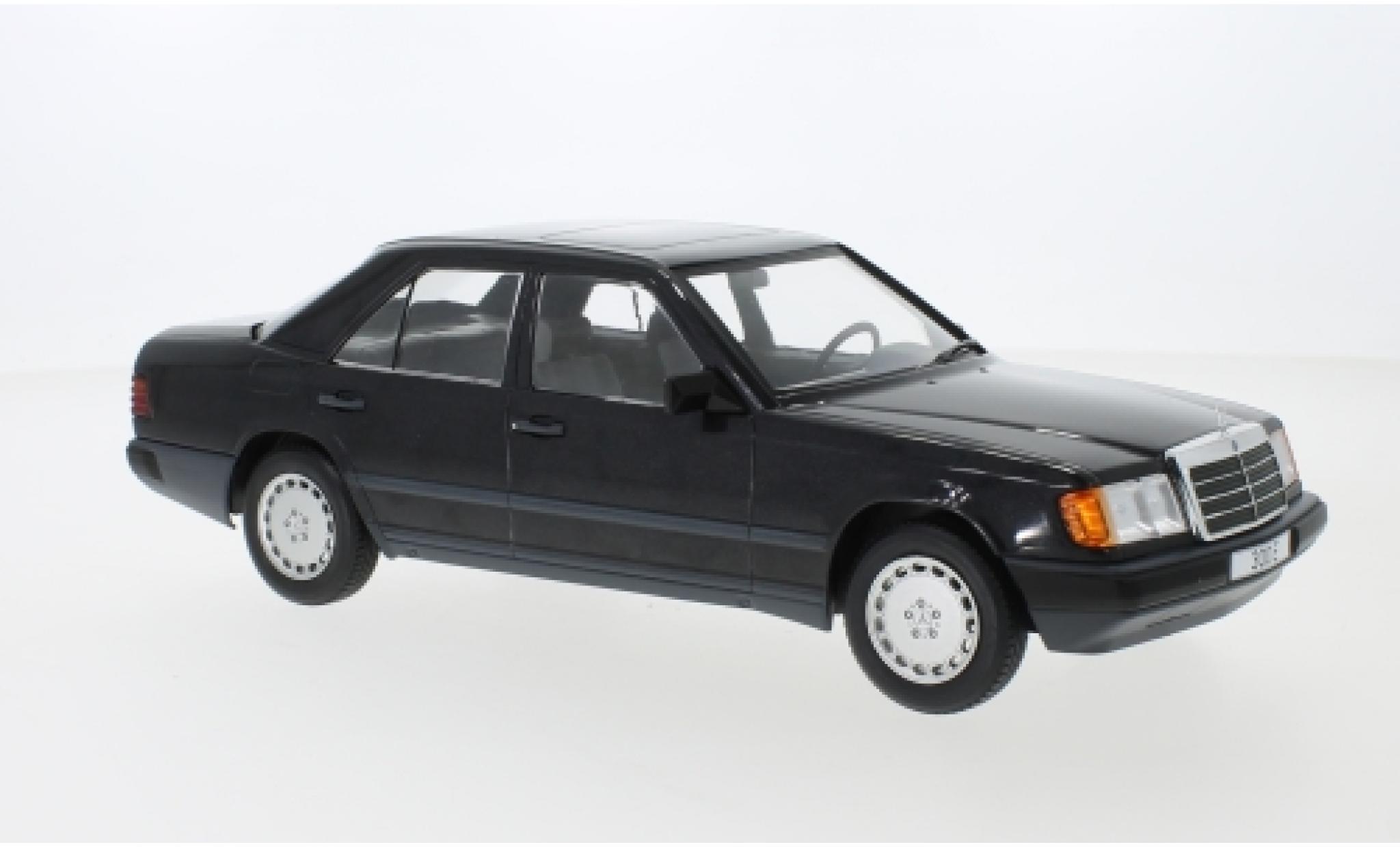 1984 Mercedes-Benz 300E Limousine W124 Antracita Gray 1:18 MC Group 18100