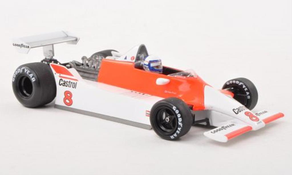 McLaren M29 1/43 Spark No.8 Marlboro GP Argentinien 1980 miniature