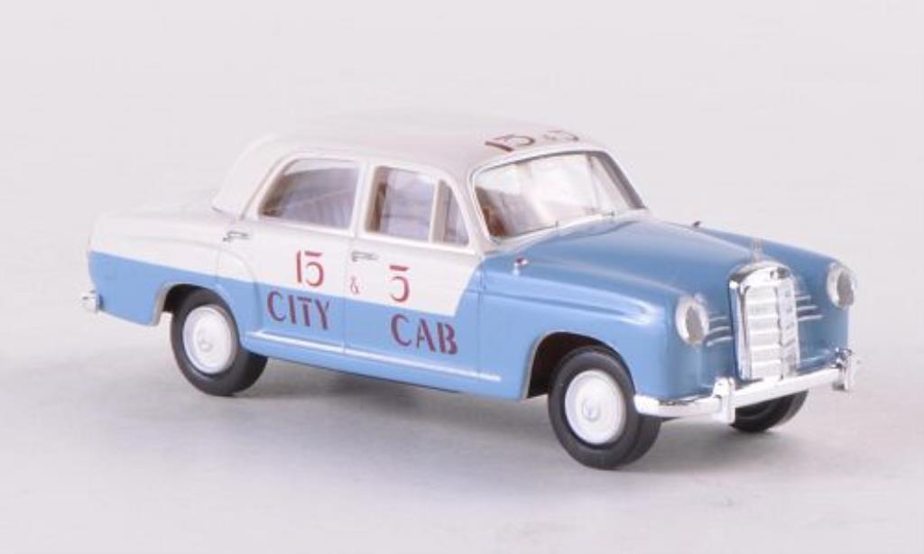 Mercedes 180 1/87 Brekina Ponton Taxi Phillipinen TD miniature